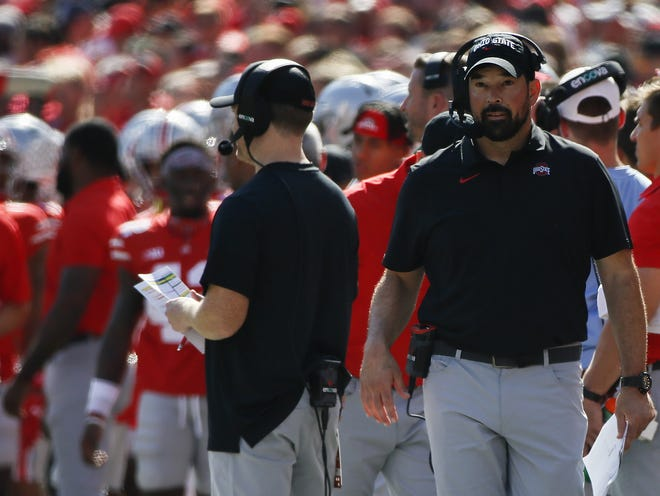 Ryan Day's salary surpassed Jim Harbaugh's when the Michigan coach took a massive paycut after last season.