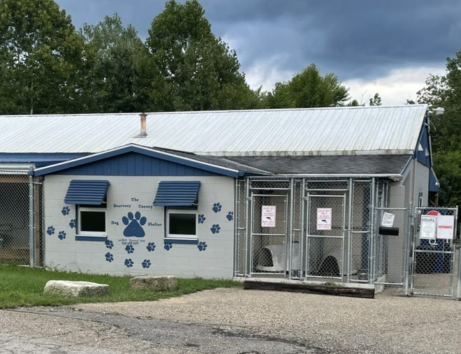 Guernsey County Commissioners have approved a $10 daily fee for dogs at the county shelter that are not picked up by their owner in a timely manner.