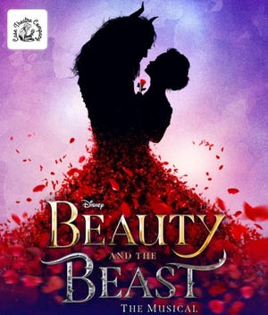 """Curtains rise on Disney's """"Beauty and the Beast"""" this Friday, Oct. 15, at Joseph Case High School in Swansea."""