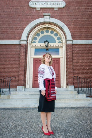 An exhibit of the photography of Becky Field depicting immigrants who have settled in New Hamsphire opens Oct. 21 at the University of New Hampshire Dimond Library in Durham, N.H.