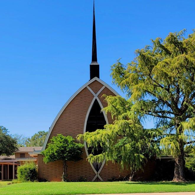 Former Brook Hollow Christian Church site in southwest Abilene.
