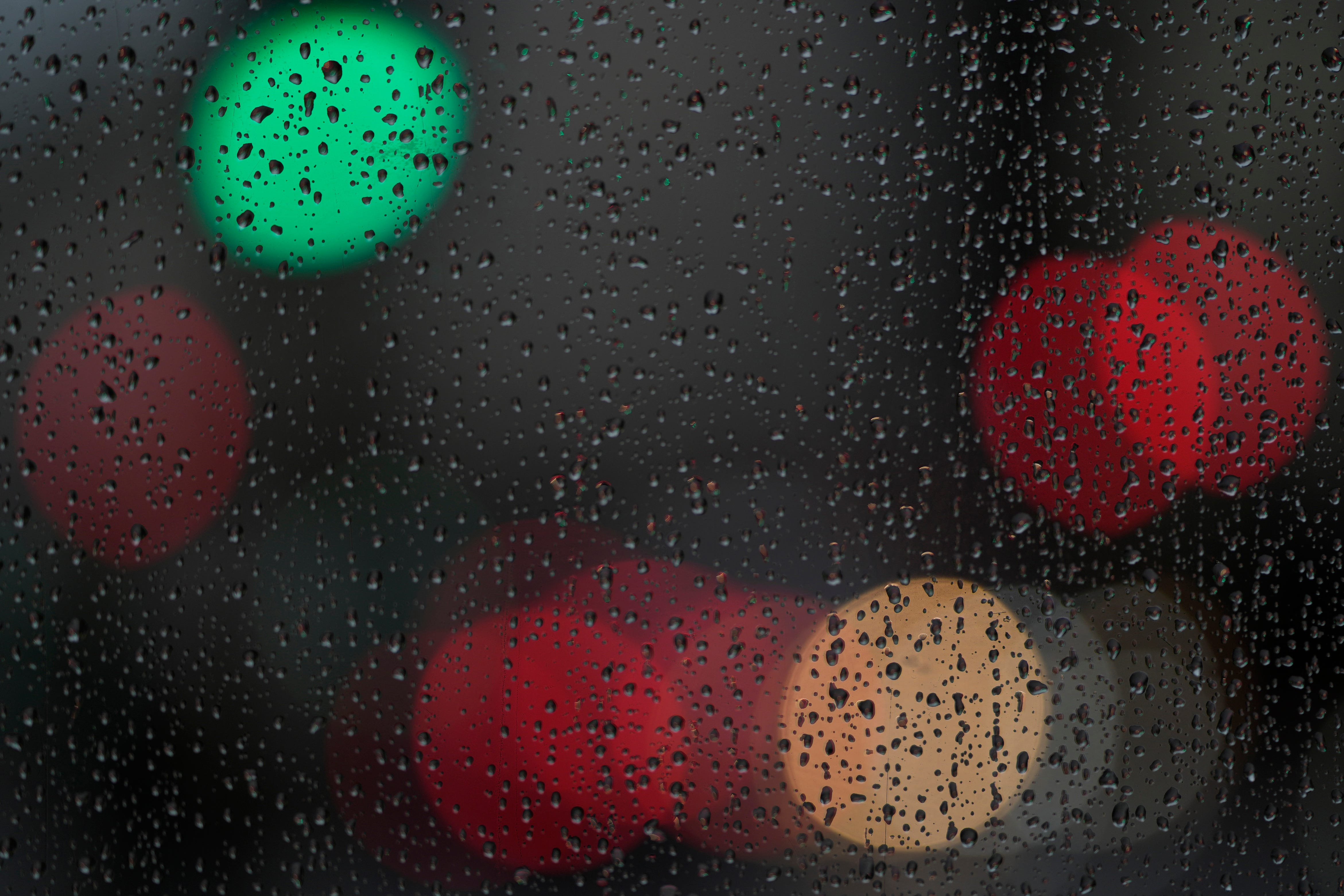 Steady rain, cool temperatures on their way — but won't stick around long