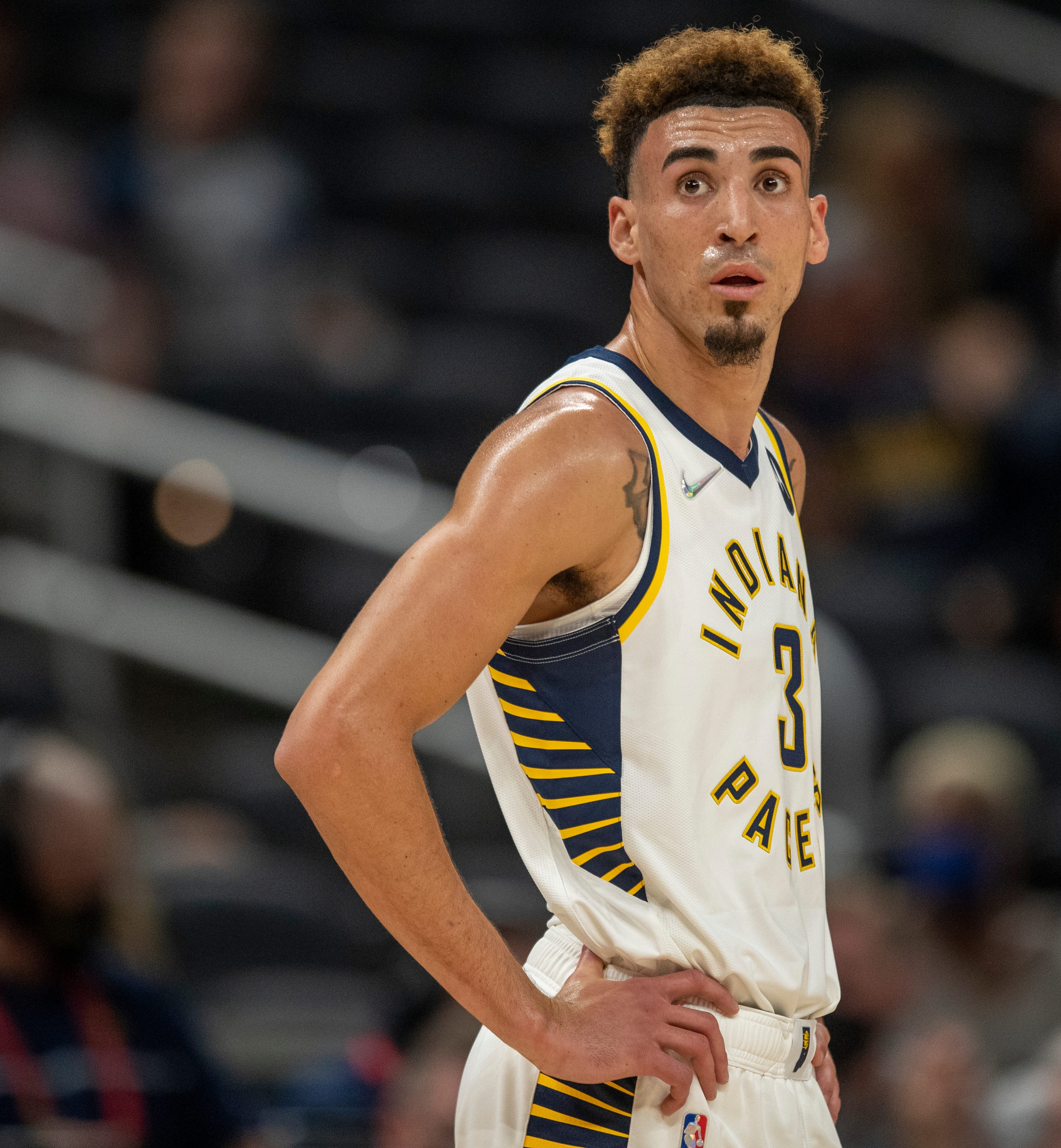 From D.R. to prep school and junior college, Pacers rookie Chris Duarte traveled unusual path to NBA