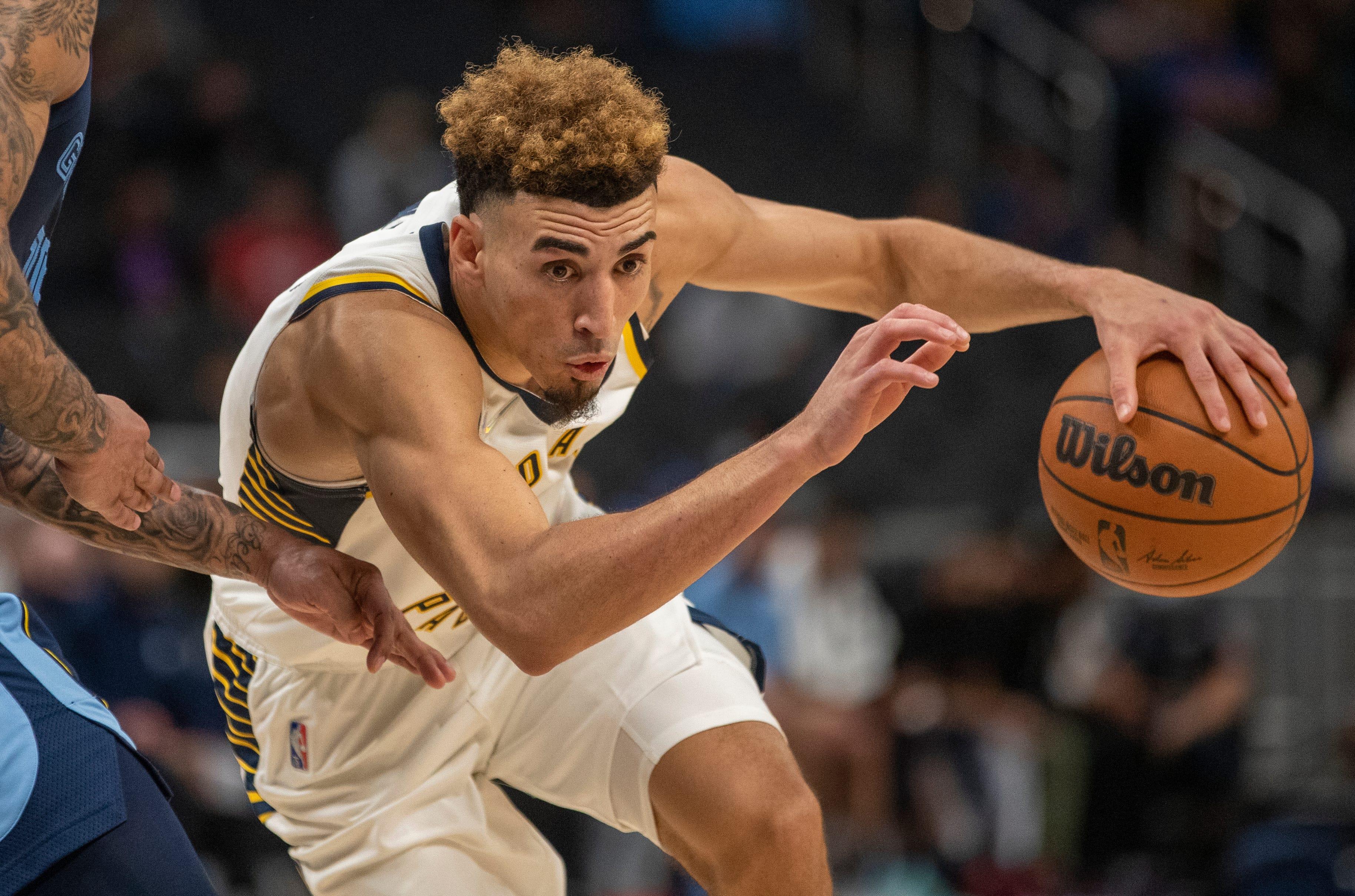 Chris Duarte's unconventional path to Pacers