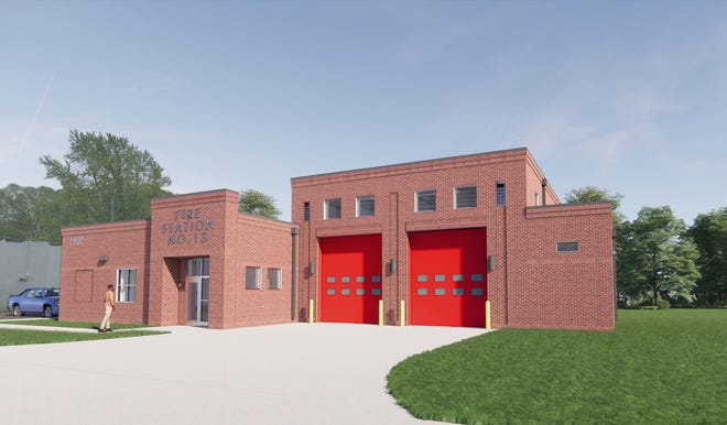 Fire station 13 is slated to be operational by fall 2022.