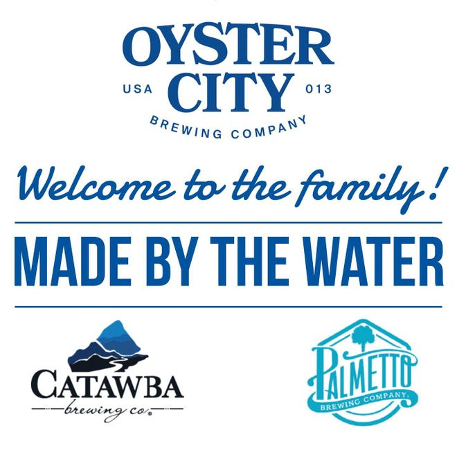 Made by the Water is expanding to add Catawba and Palmetto to the Oyster City family.