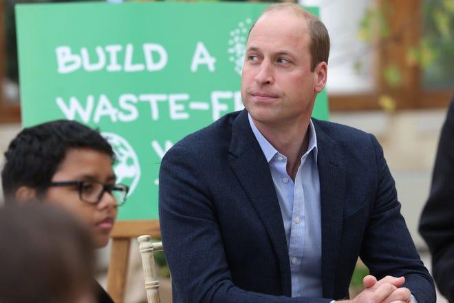 Hoàng tử William nói rằng trọng tâm của chúng ta nên hướng tới việc giúp đỡ Trái đất chứ không phải khám phá không gian.