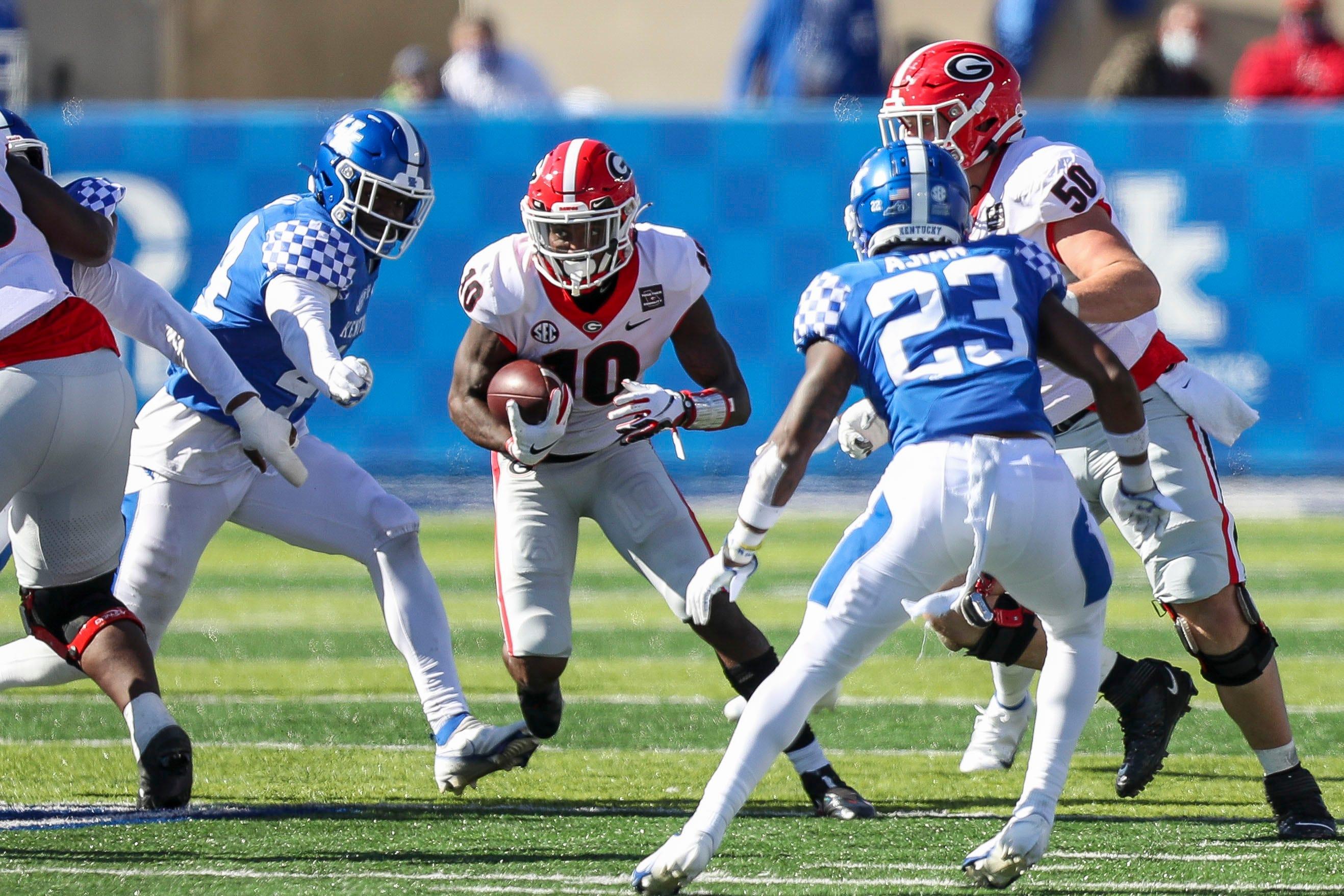 Week 7 college football picks, bold predictions led by Georgia-Kentucky showdown in SEC
