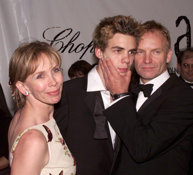 (RL) Sting, Trudie và con trai Jake