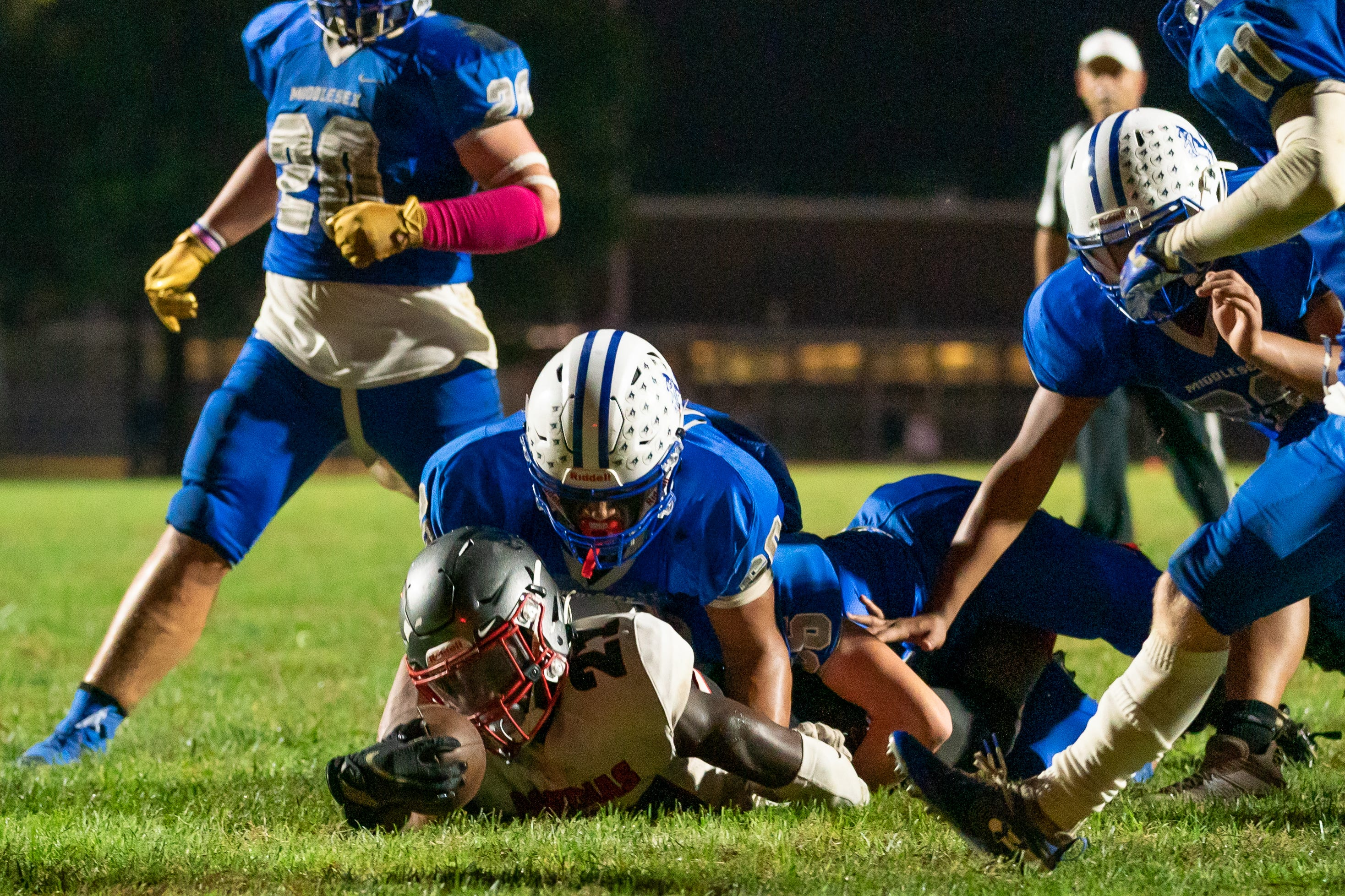 FOOTBALL RESULTS: Big Central Conference and area roundup for Week 8