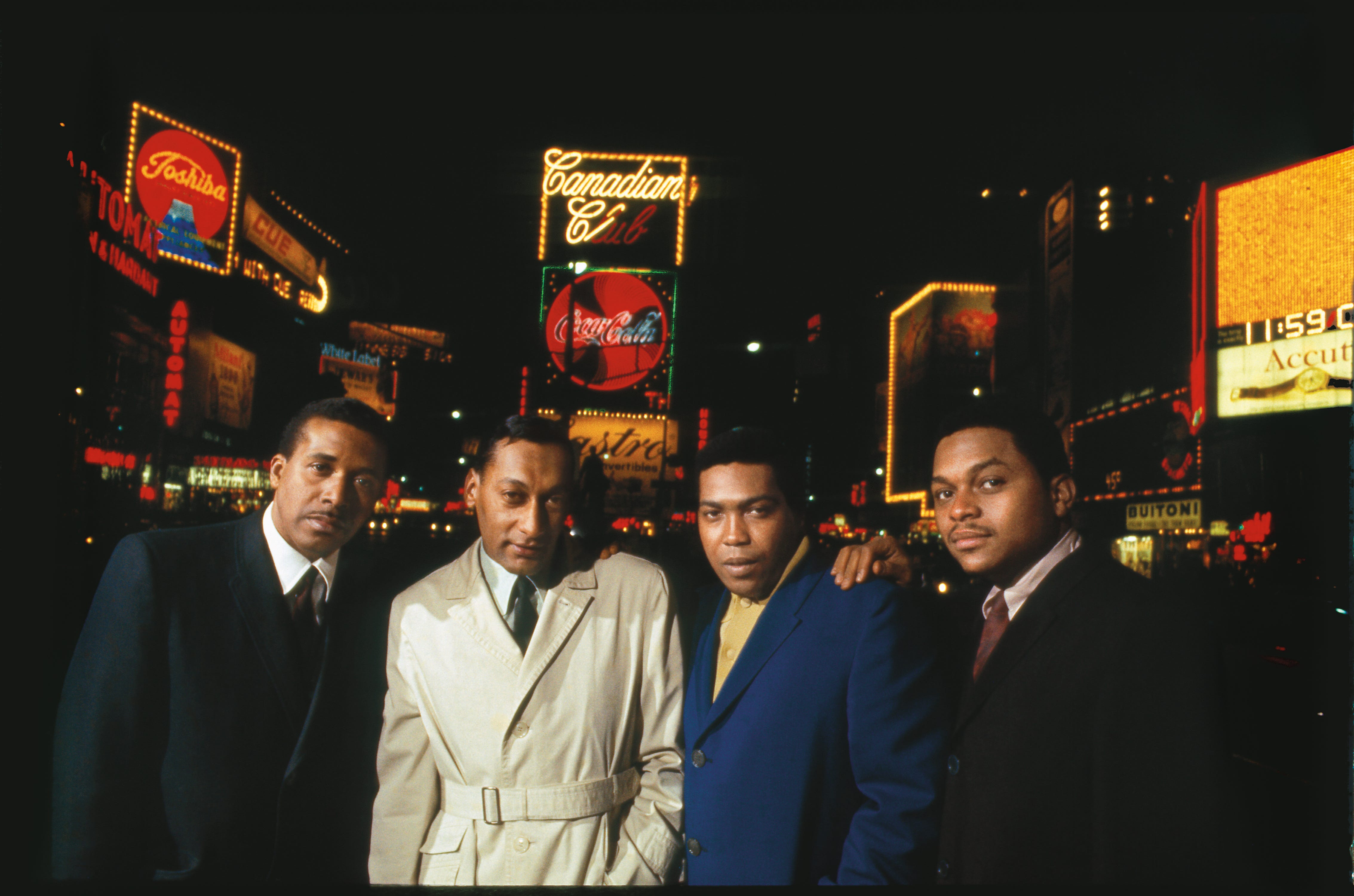 Four Tops musical  I ll Be There  will premiere in Detroit ahead of Broadway run