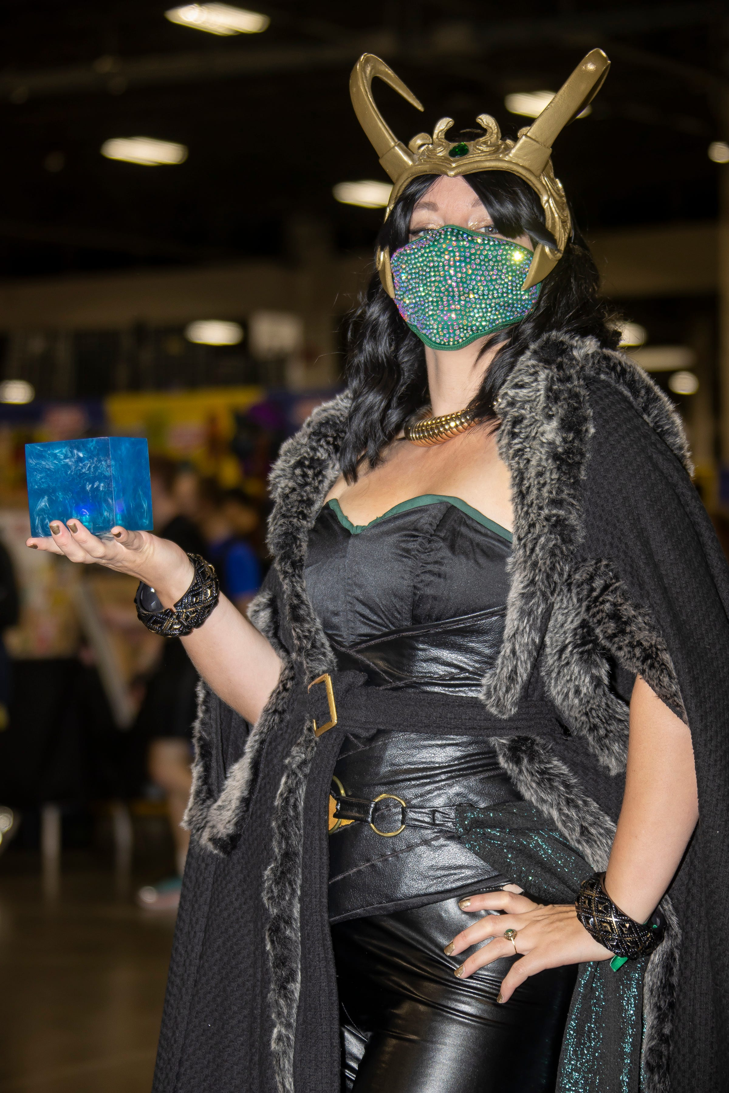 Geeking out: Motor City Comic Con returns with celebrities, costumed fans