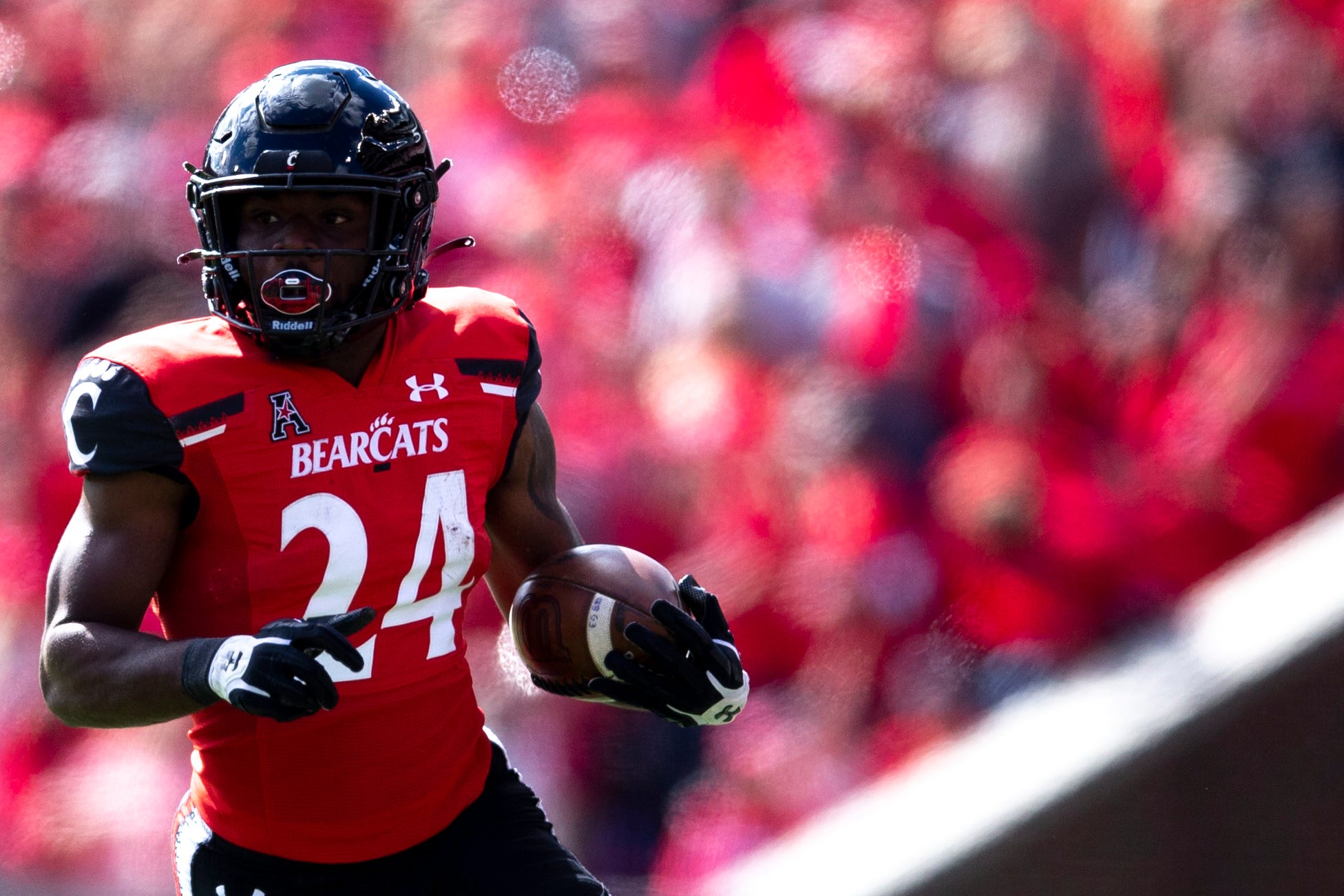 Analysis: If Desmond Ridder's on the list of Heisman hopefuls, Jerome Ford should be too