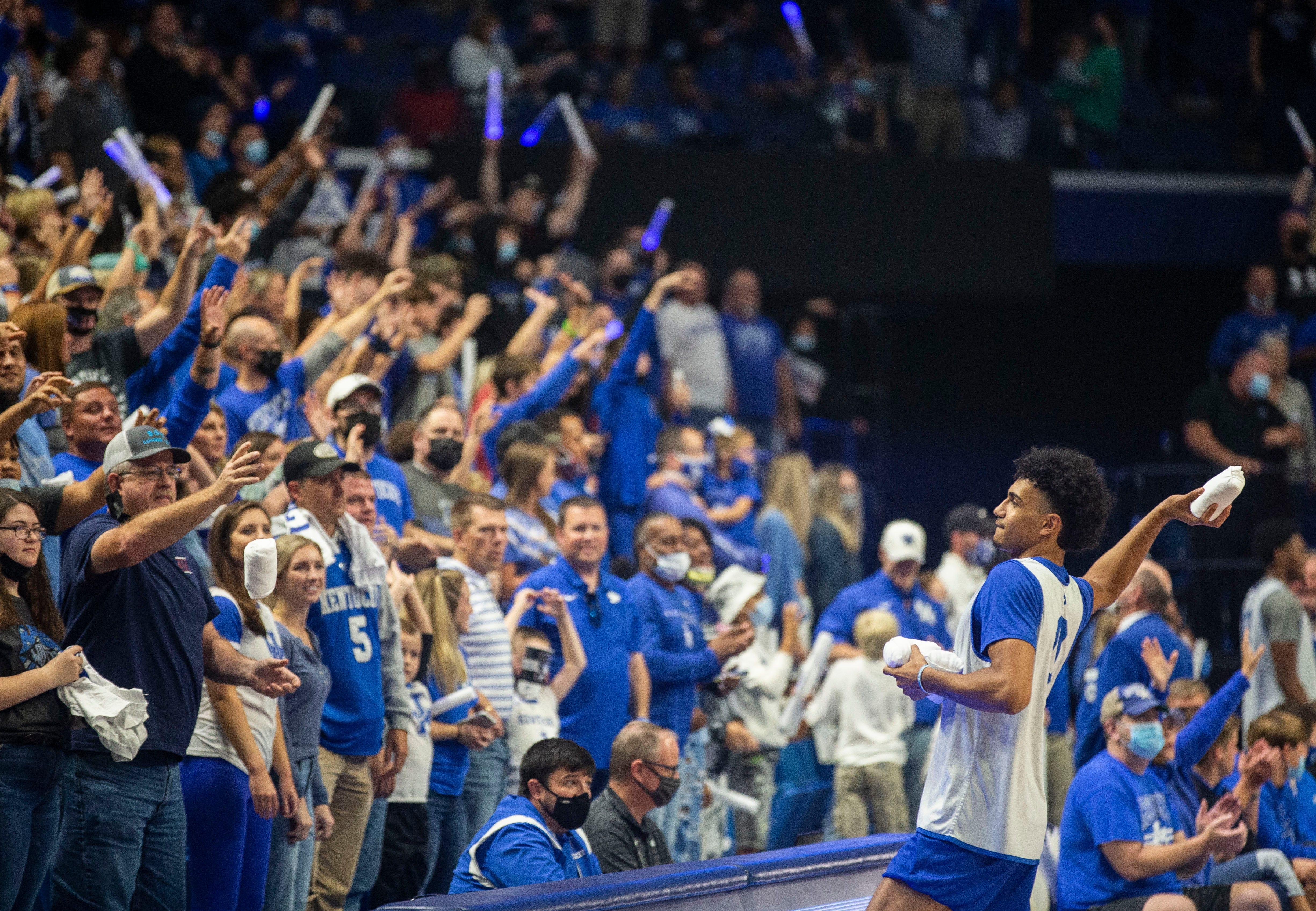 Kentucky men's basketball ranked in 2021-22 preseason AP poll