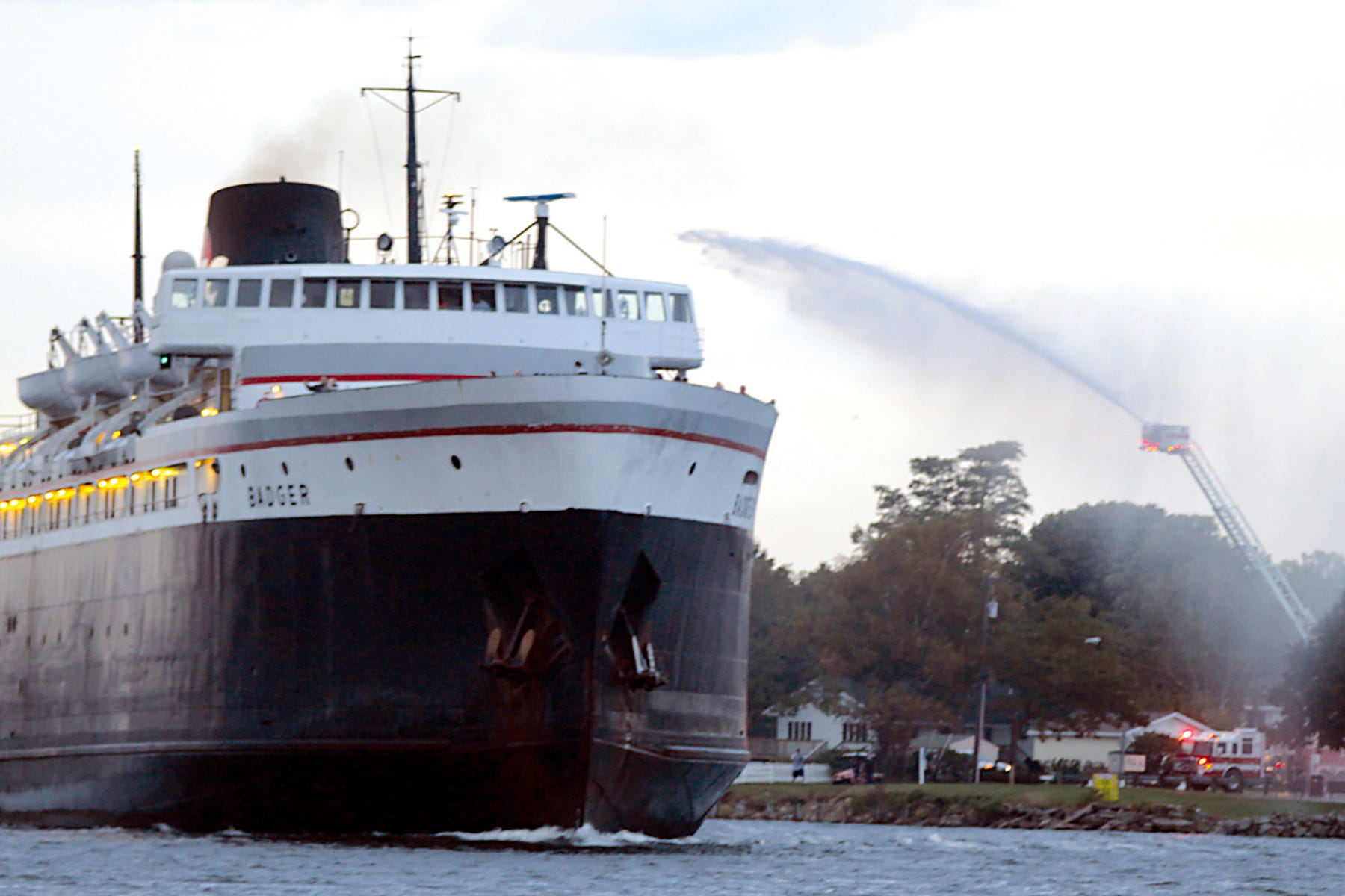 New owner says first year operating Lake Michigan Carferry was 'smooth sailing'