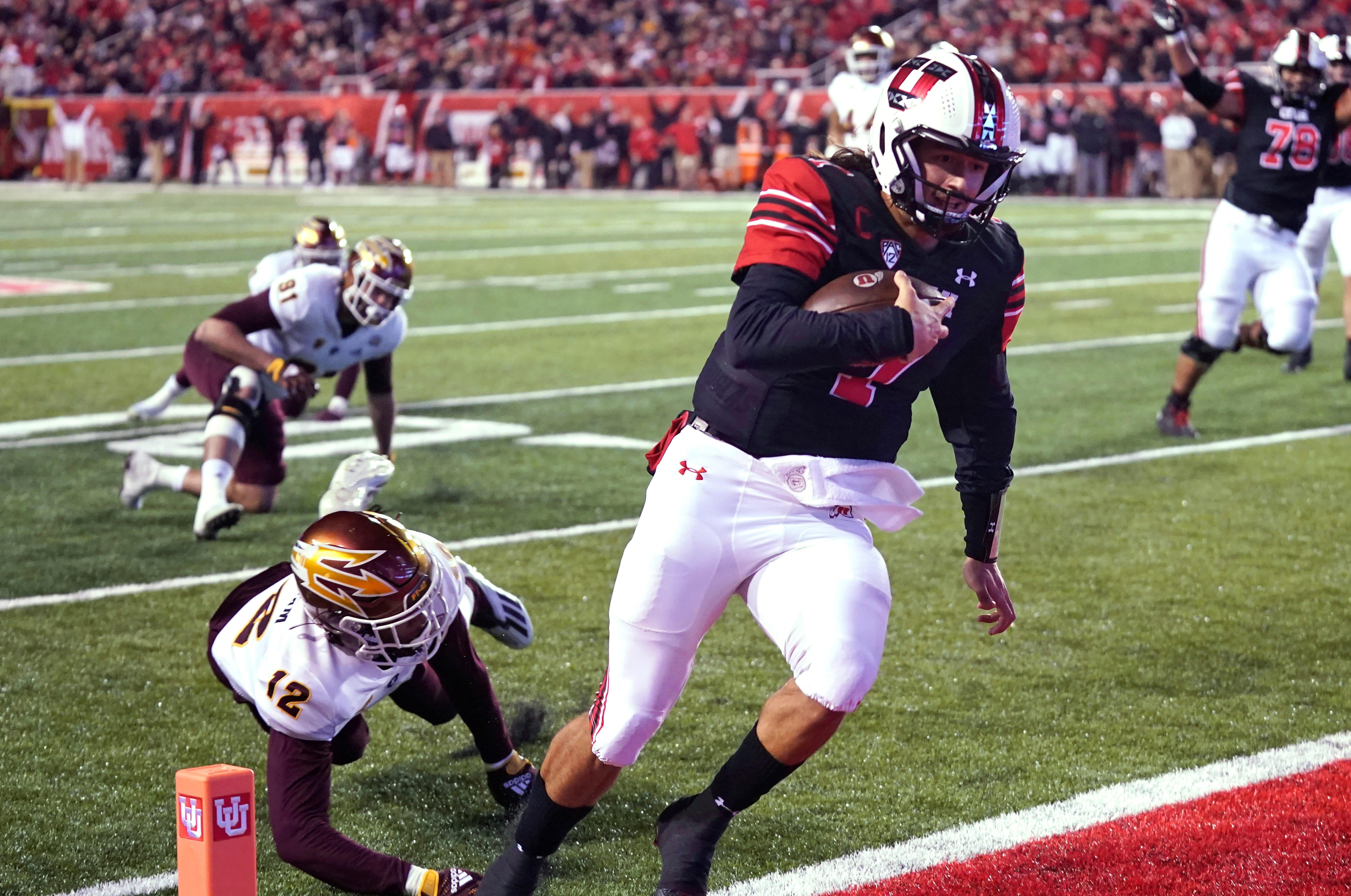 The Sun Devils old reliable, its defense, fails to show up in second half against Utah