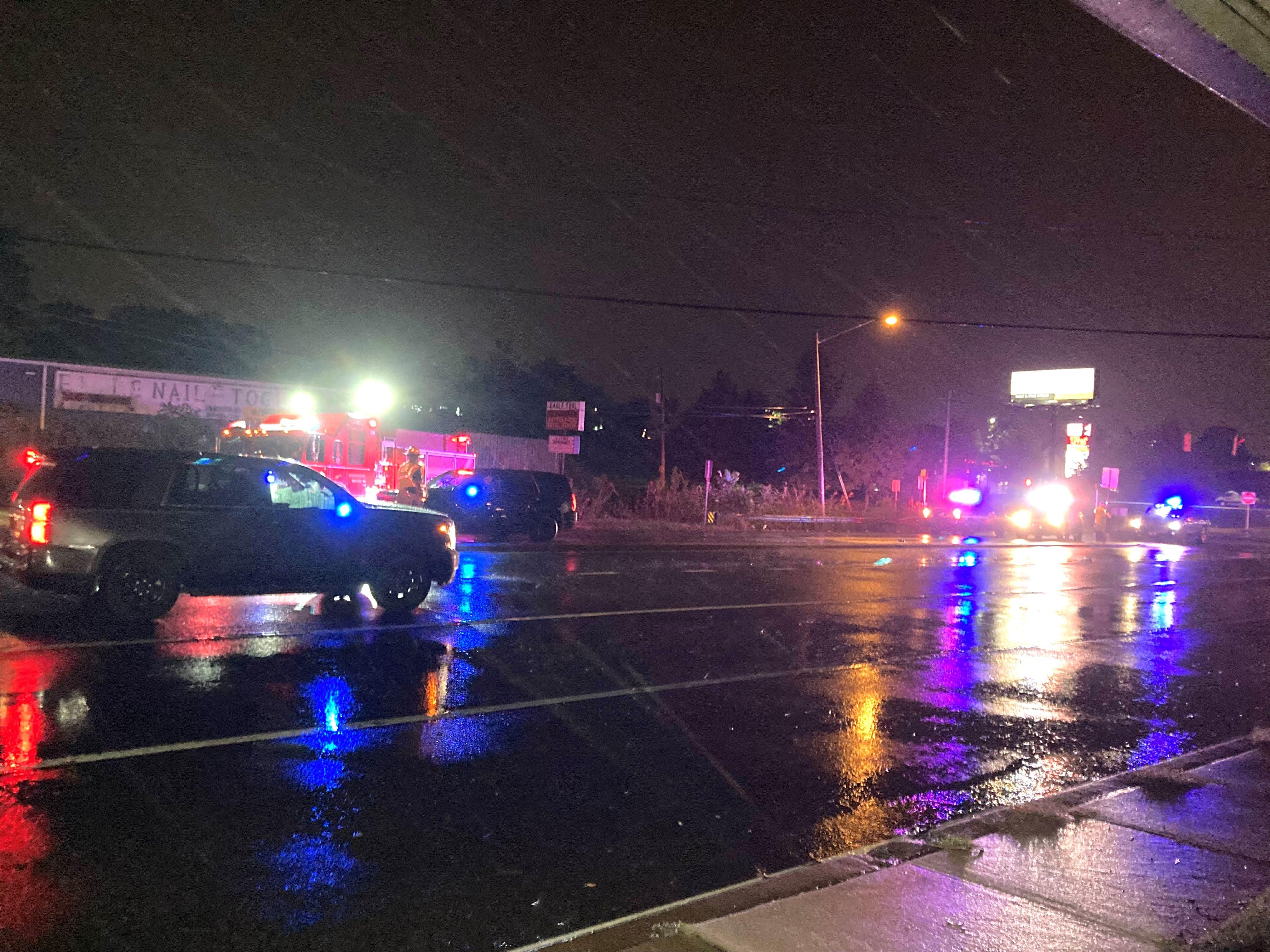 2 teens hit in fatal pedestrian crash near New Castle Saturday night