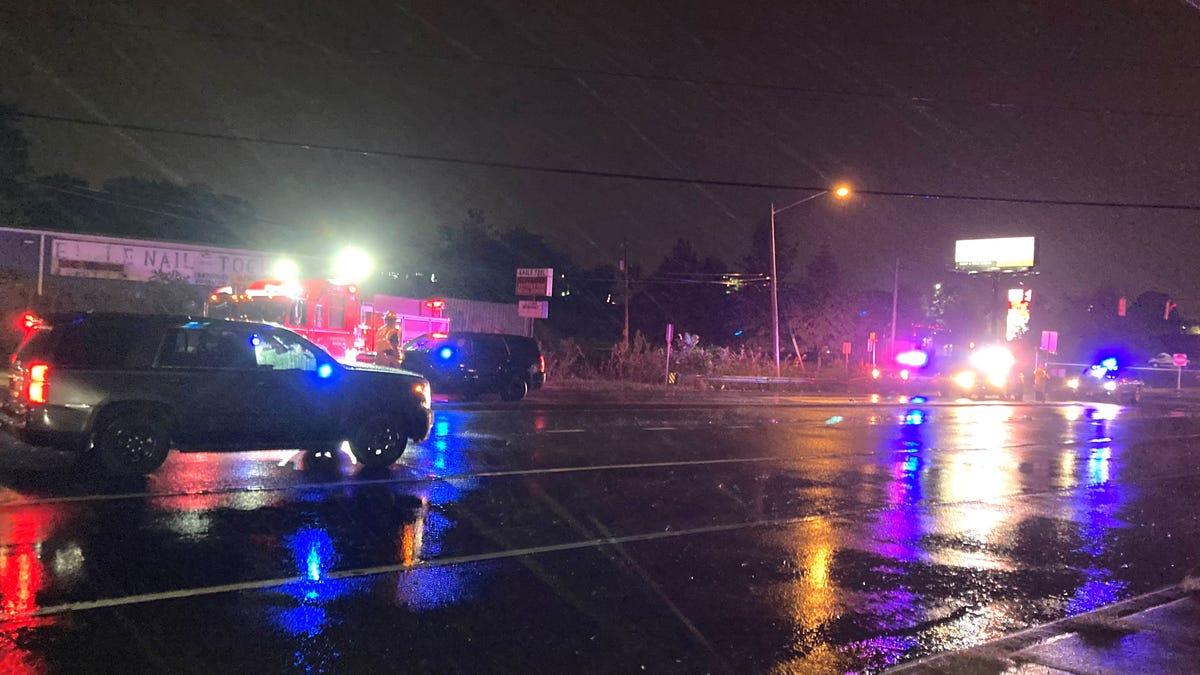 Two teens hit in fatal pedestrian crash near New Castle Saturday night