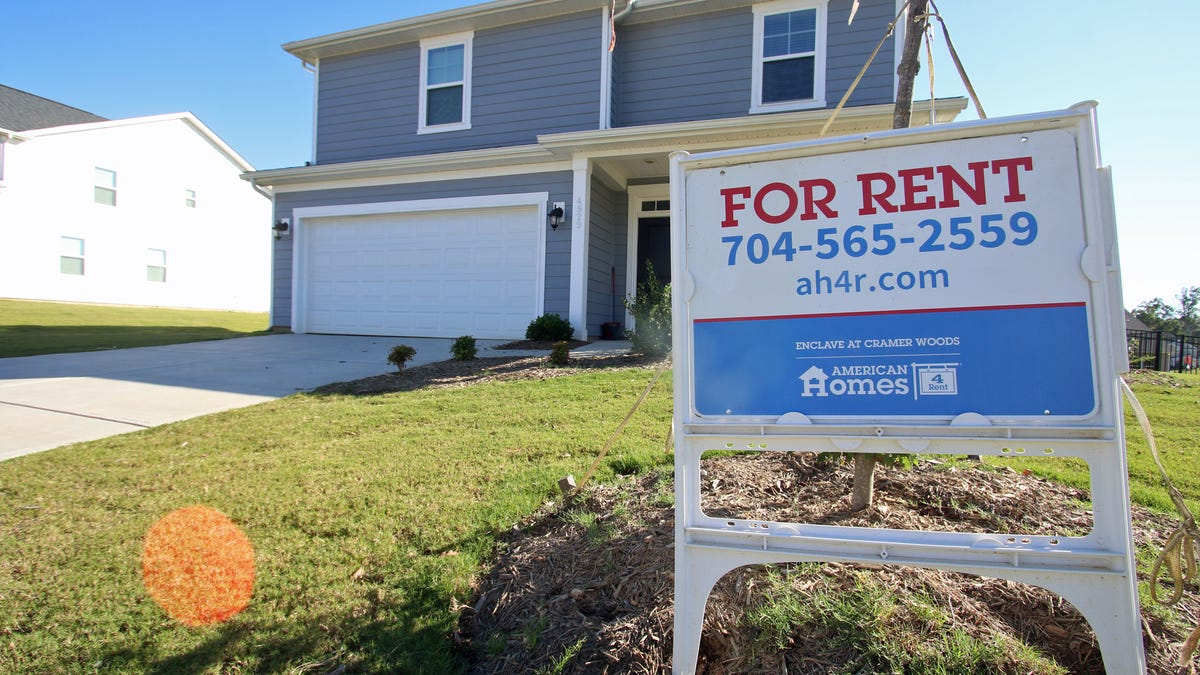 Built-for-rent houses are booming in North Carolina suburbs