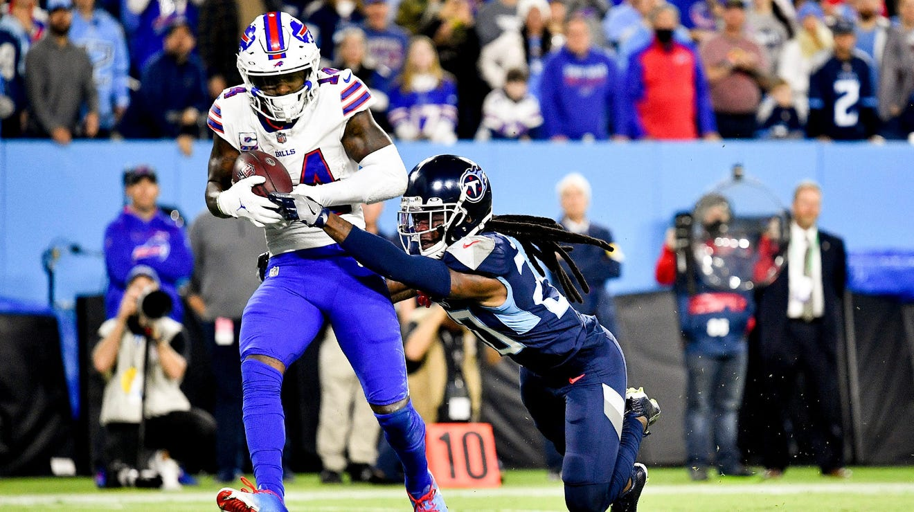 BILLS GAME DAY: Buffalo takes on the Titans tonight (preview, media & info)