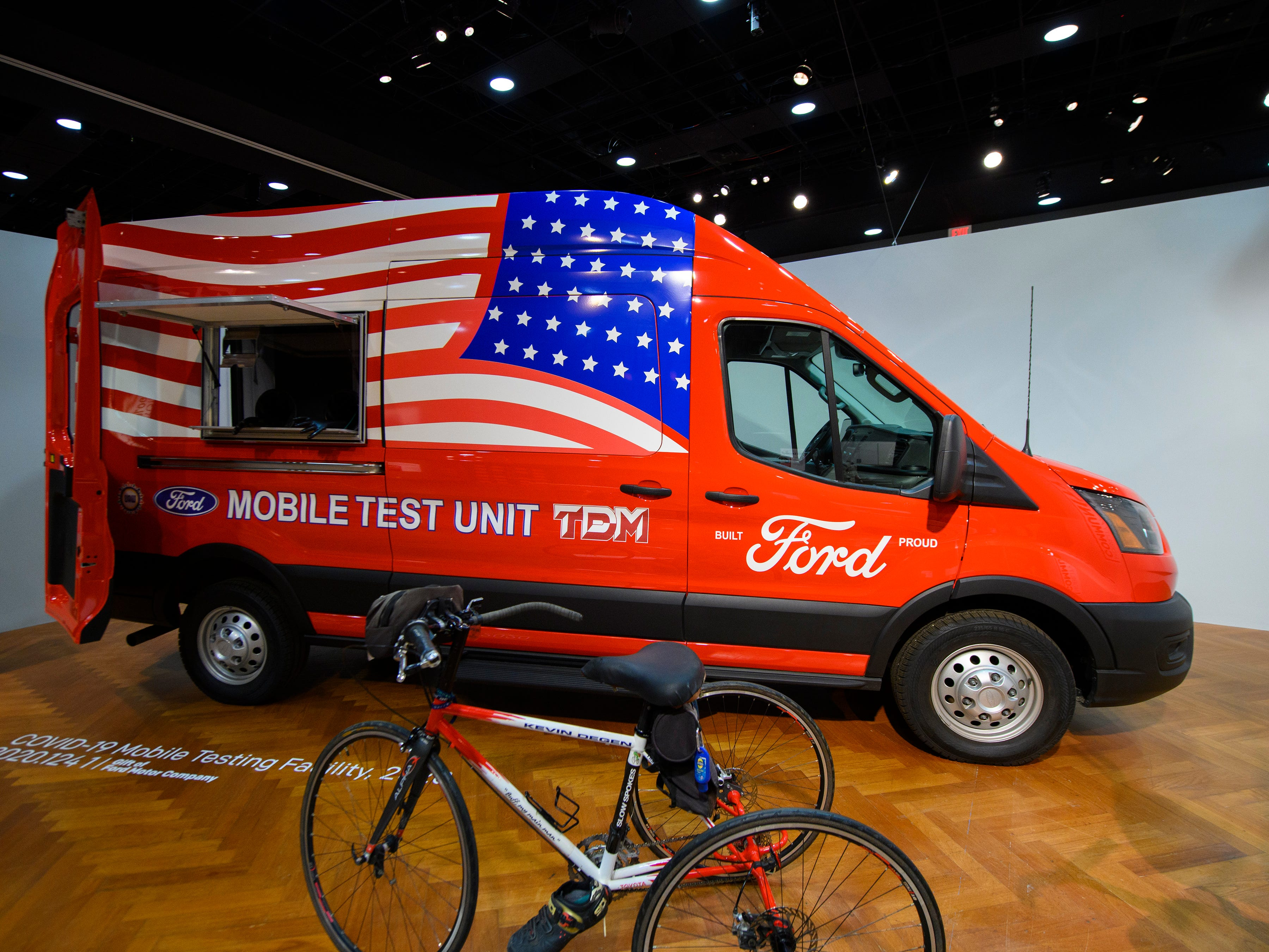 New Henry Ford exhibit is all about mobility old and new