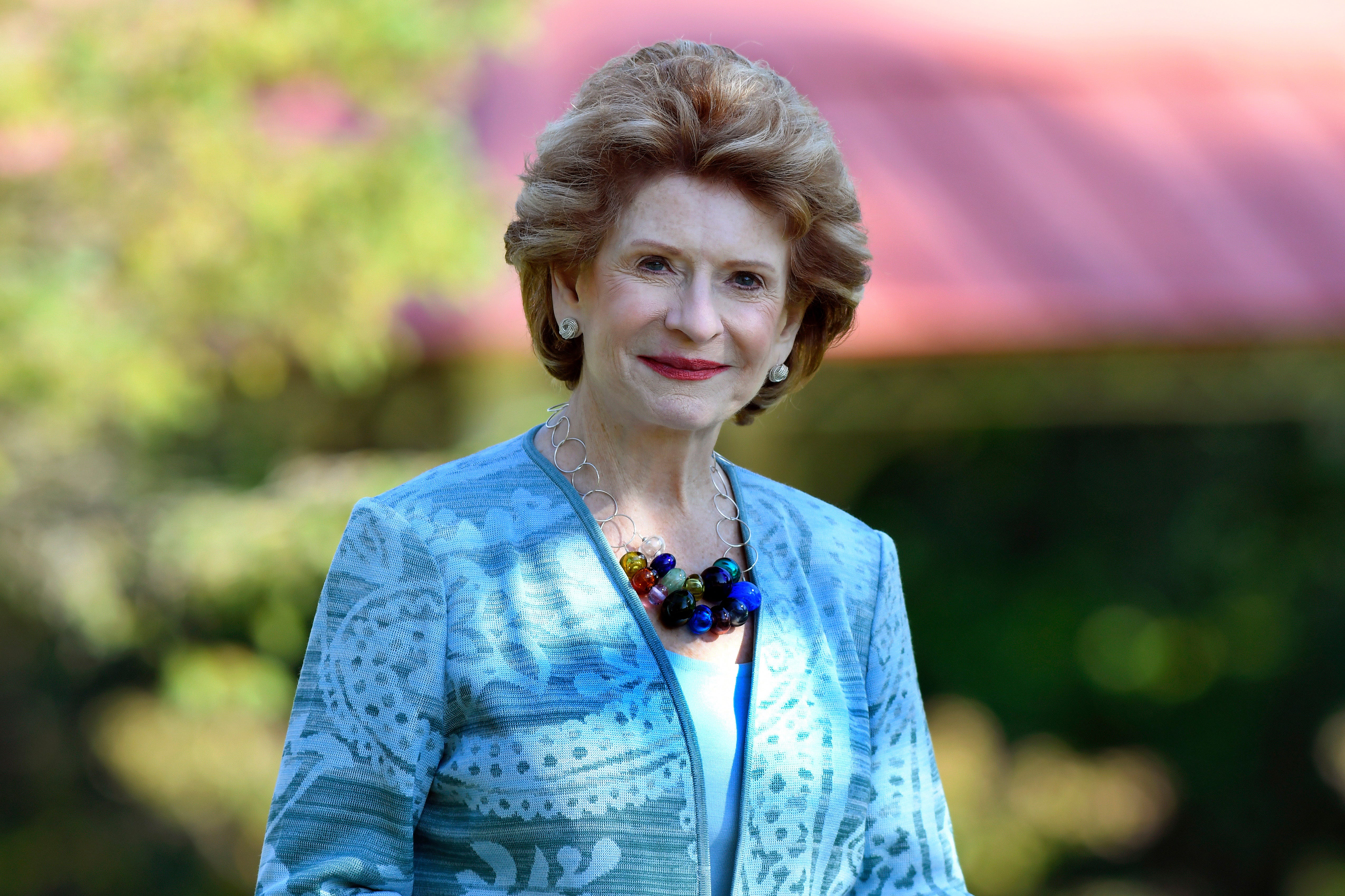 Father's illness drove Stabenow's work to improve mental health access, aid