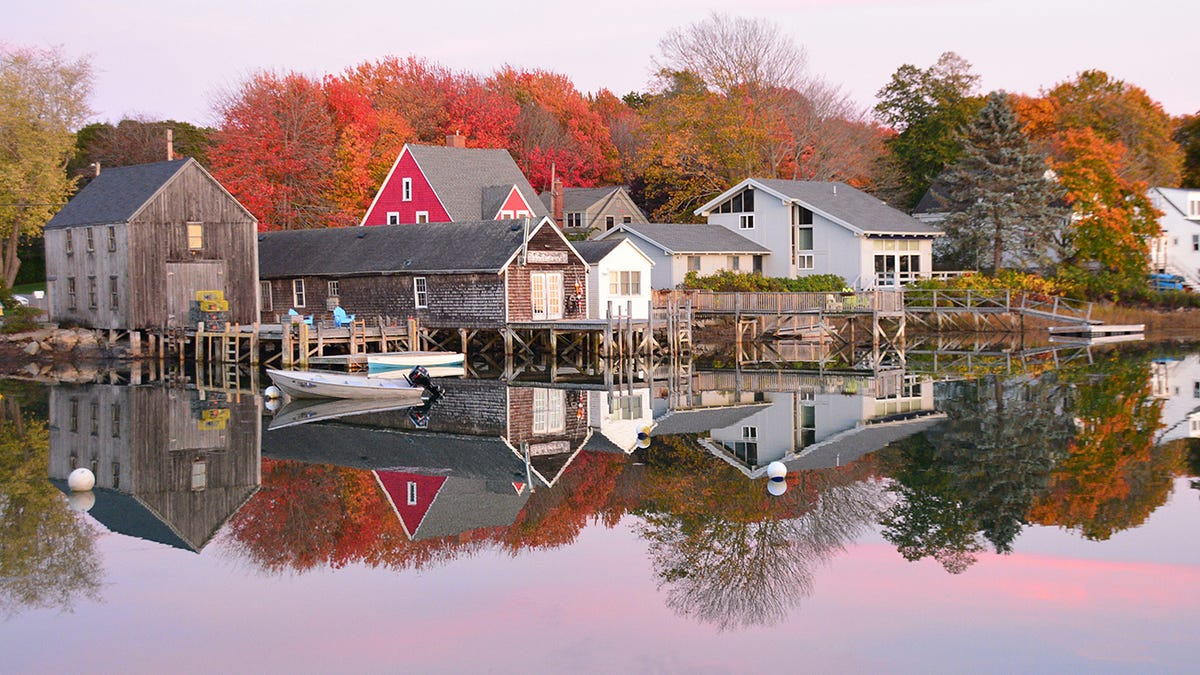 11 of the most romantic small towns and resorts for fall across the United States