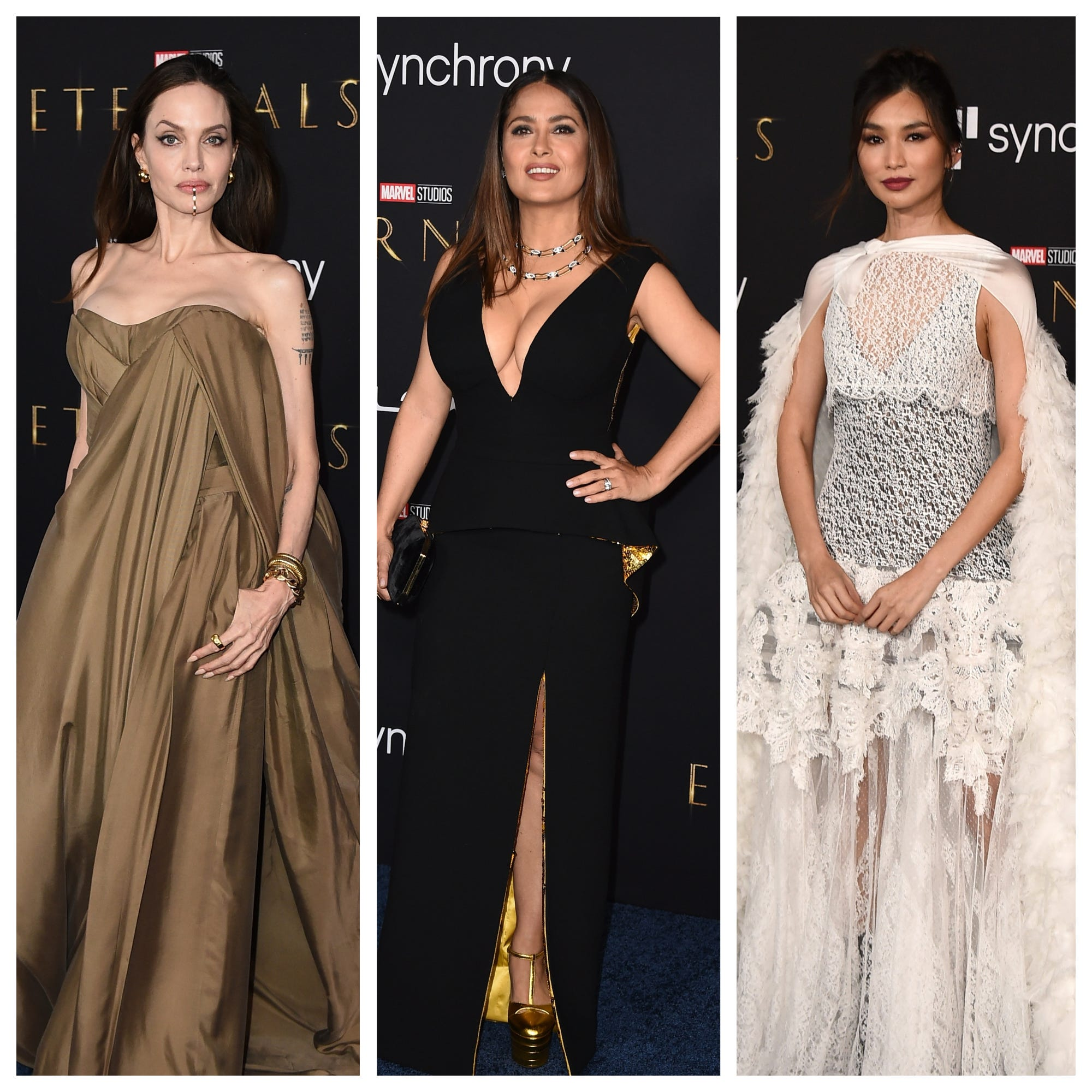 Eternals  stars skip Elle Women in Hollywood event out of caution after  possible  COVID exposure
