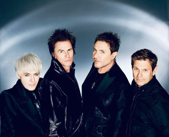 Duran Duran marks 40 years with new album  Future Past :  We want to lift people s spirits