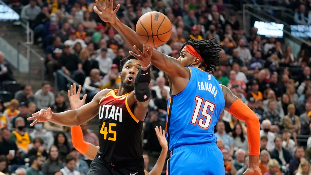 Thunder vs. Jazz: Five takeaways from OKC's loss to Utah in NBA season opener
