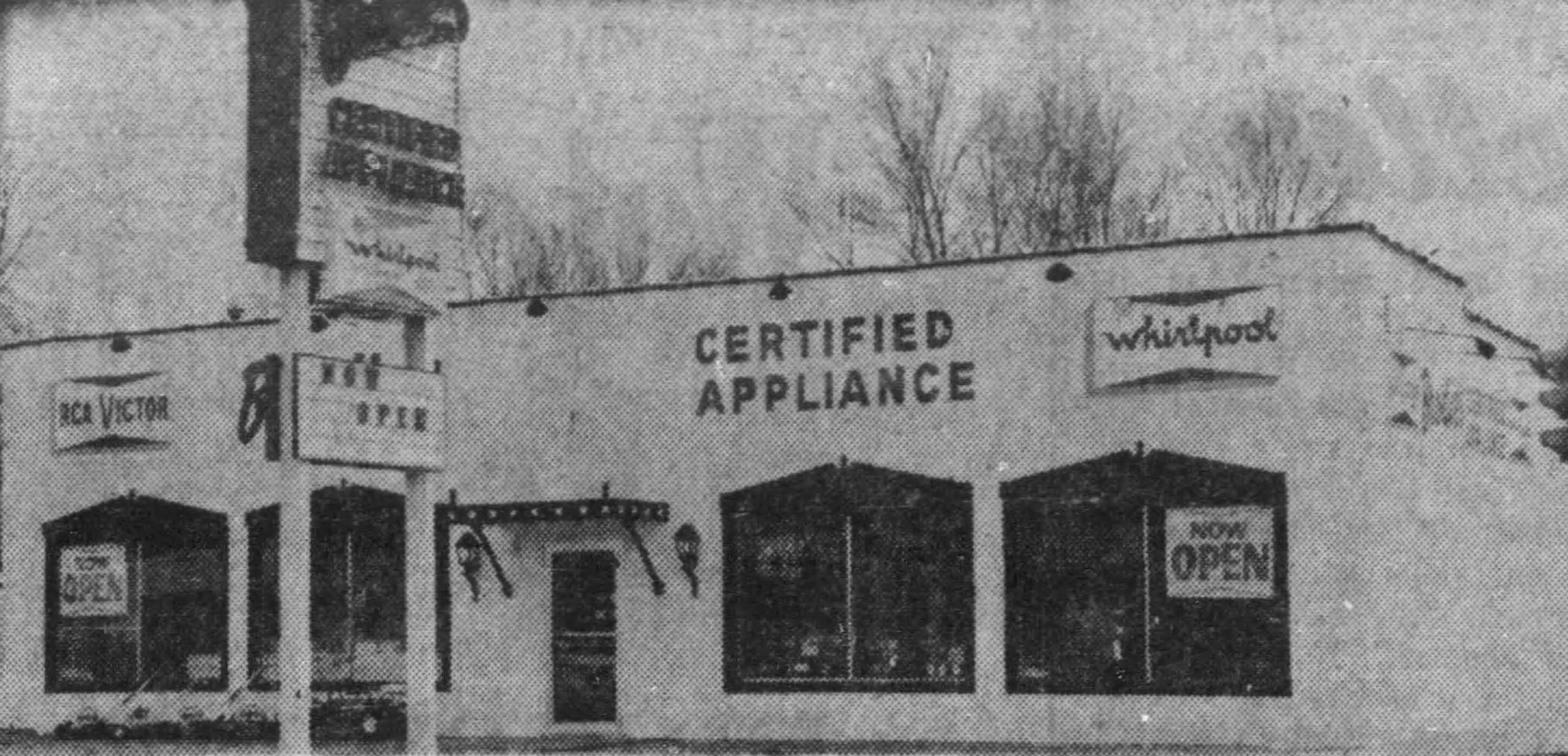 Before Karl's, Brodie's was a source for appliances and electronics in Sioux Falls: Looking Back