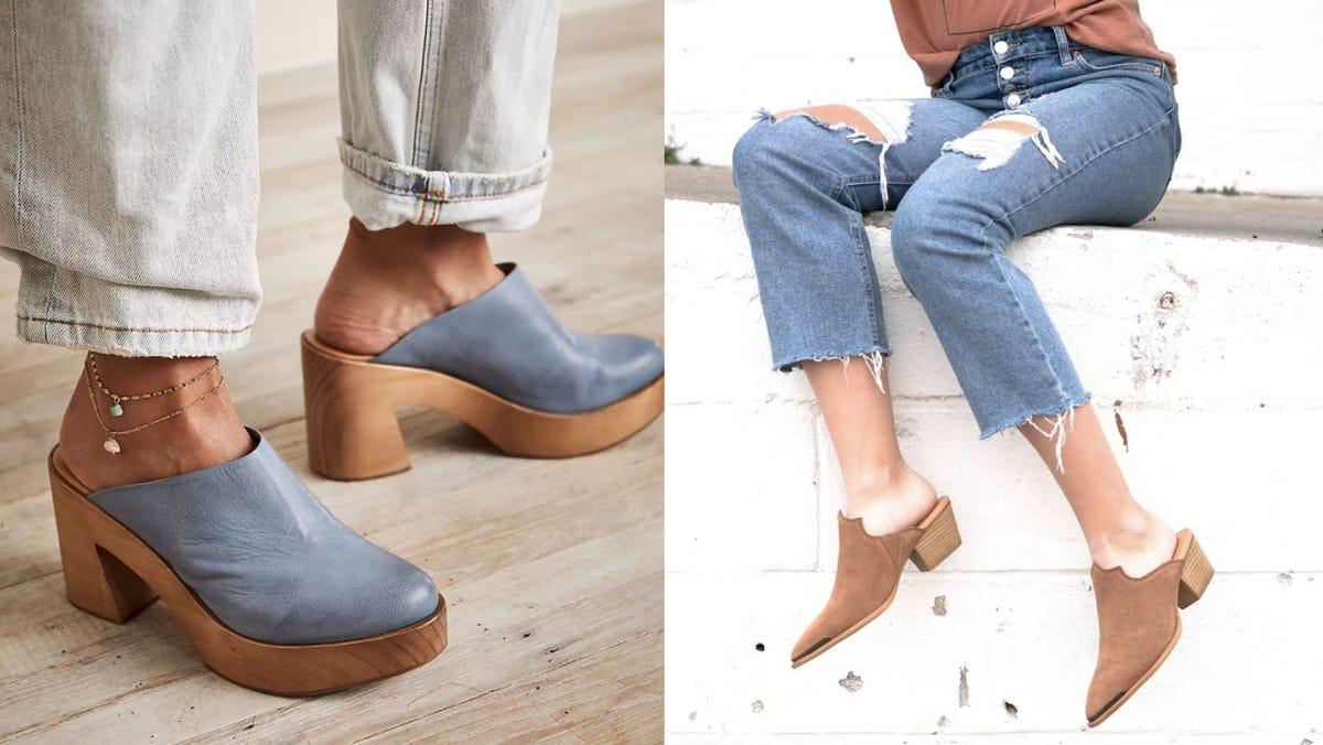 10 incredibly stylish clogs to wear this fall