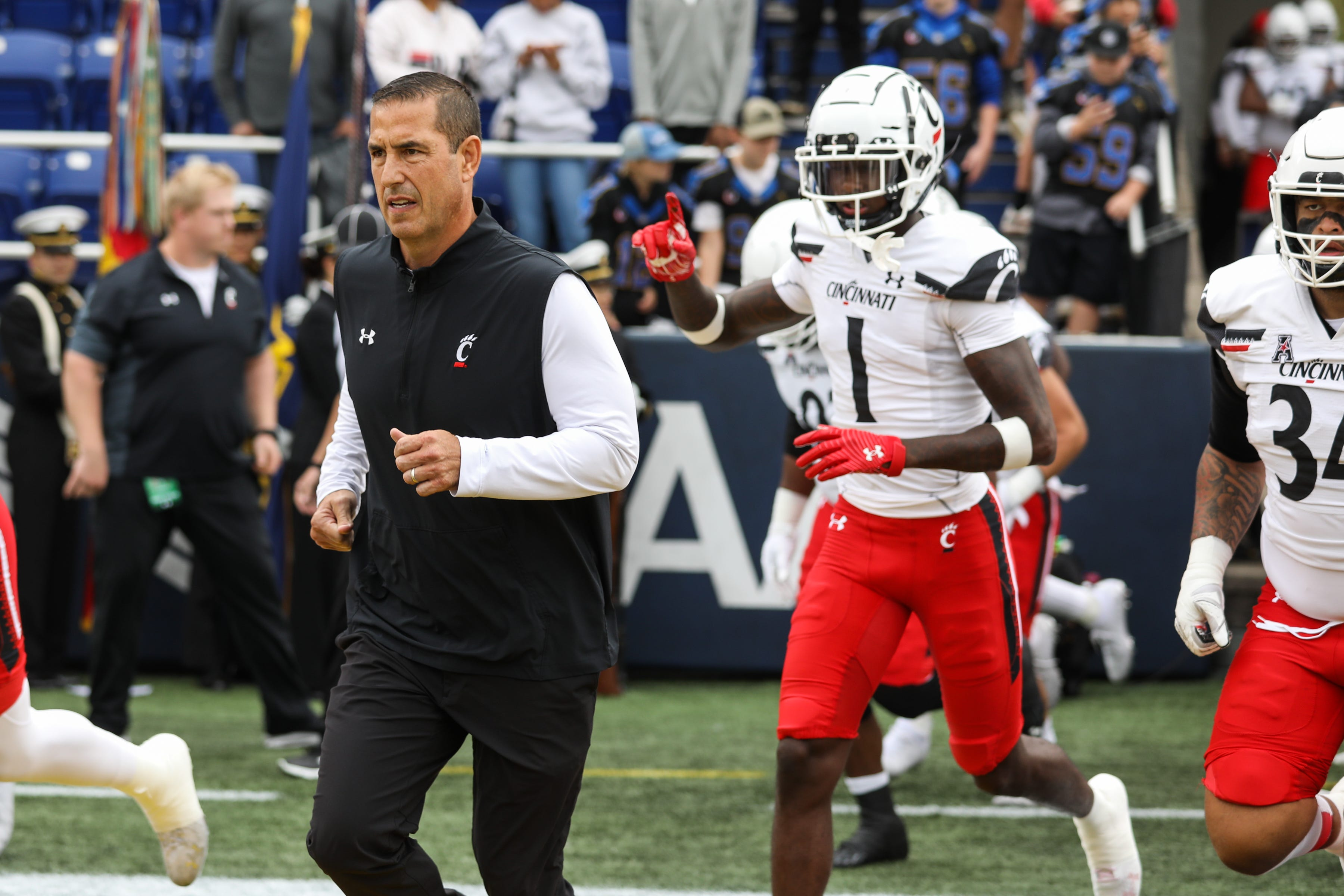 Analysis: A tough win still beats a bad loss, as the Bearcats continue chase for trophies