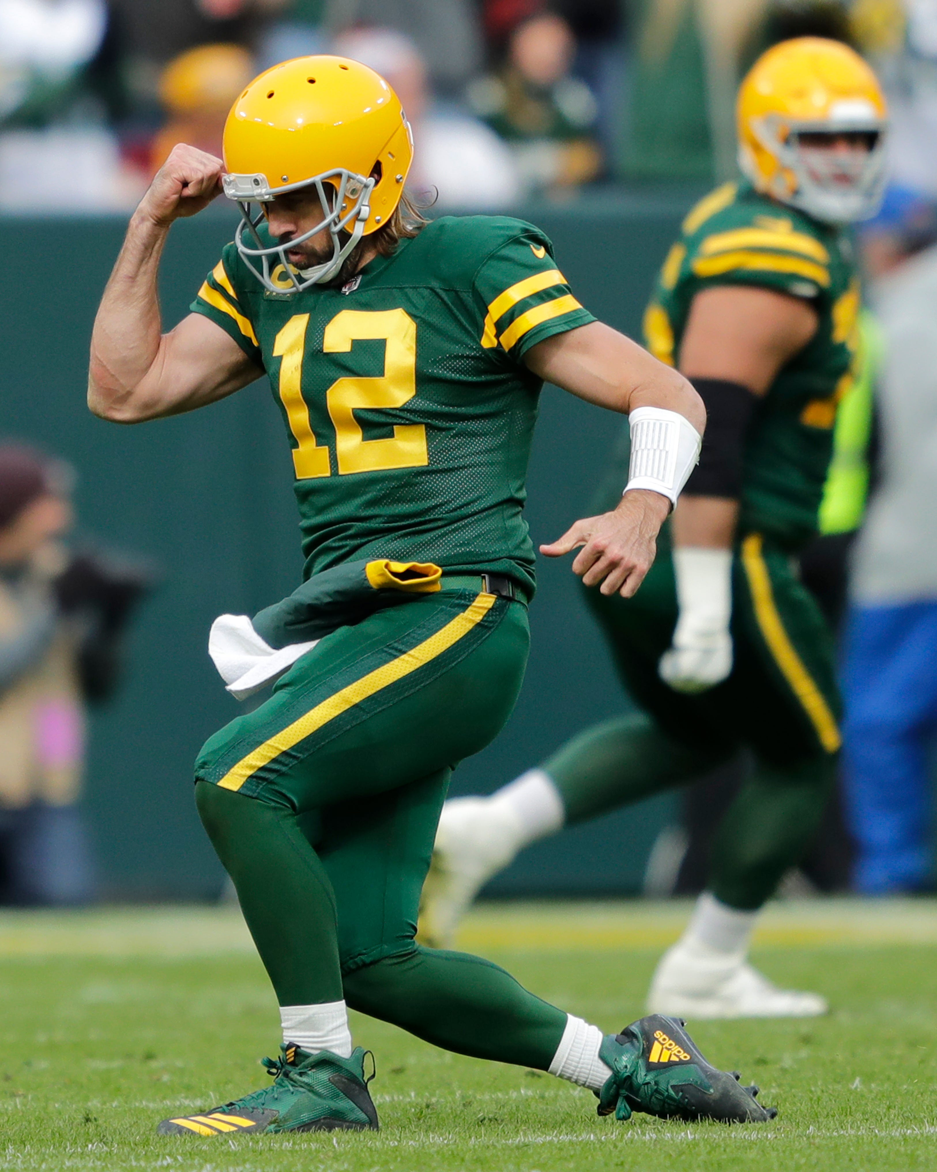How do you think the Green Bay Packers played against Washington? Vote in our ratings.