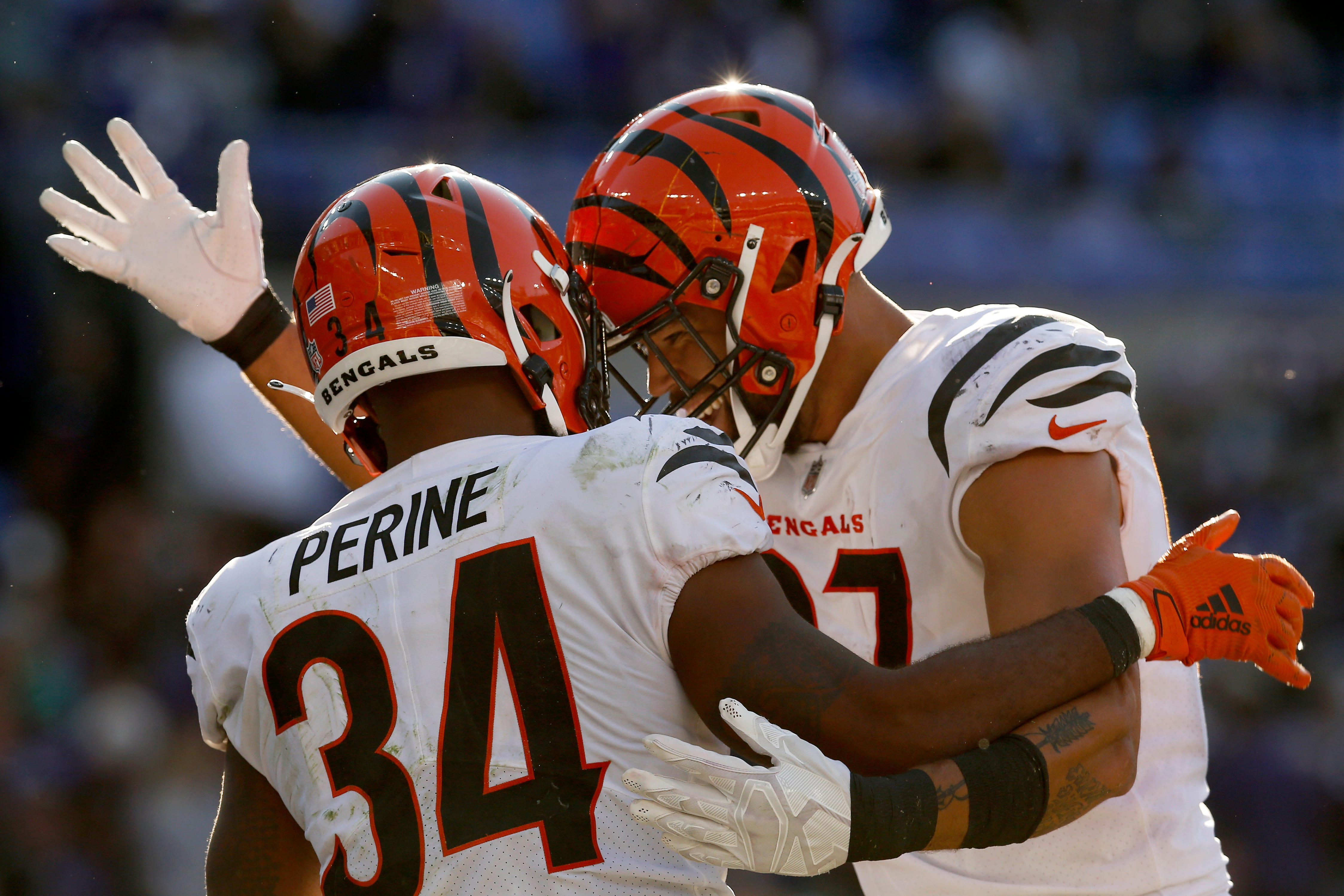'It's a different team': Bengals dominate Ravens in second half en route to 41-17 win, AFC North lead