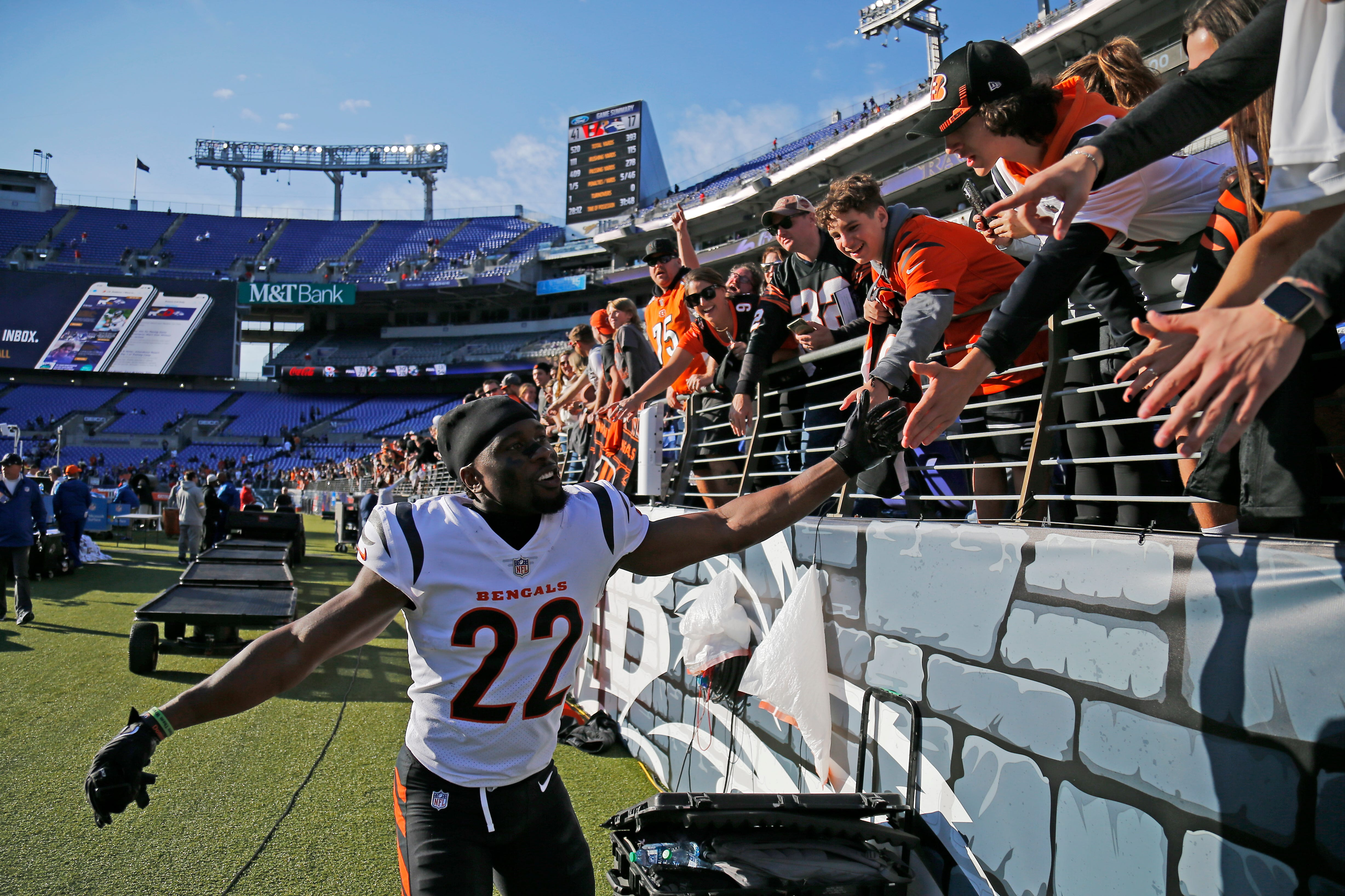 Doc's Morning Line: 10 things from Bengals dominant win over Ravens