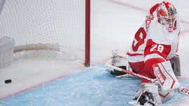 Penalty problems plaguing Red Wings in early season