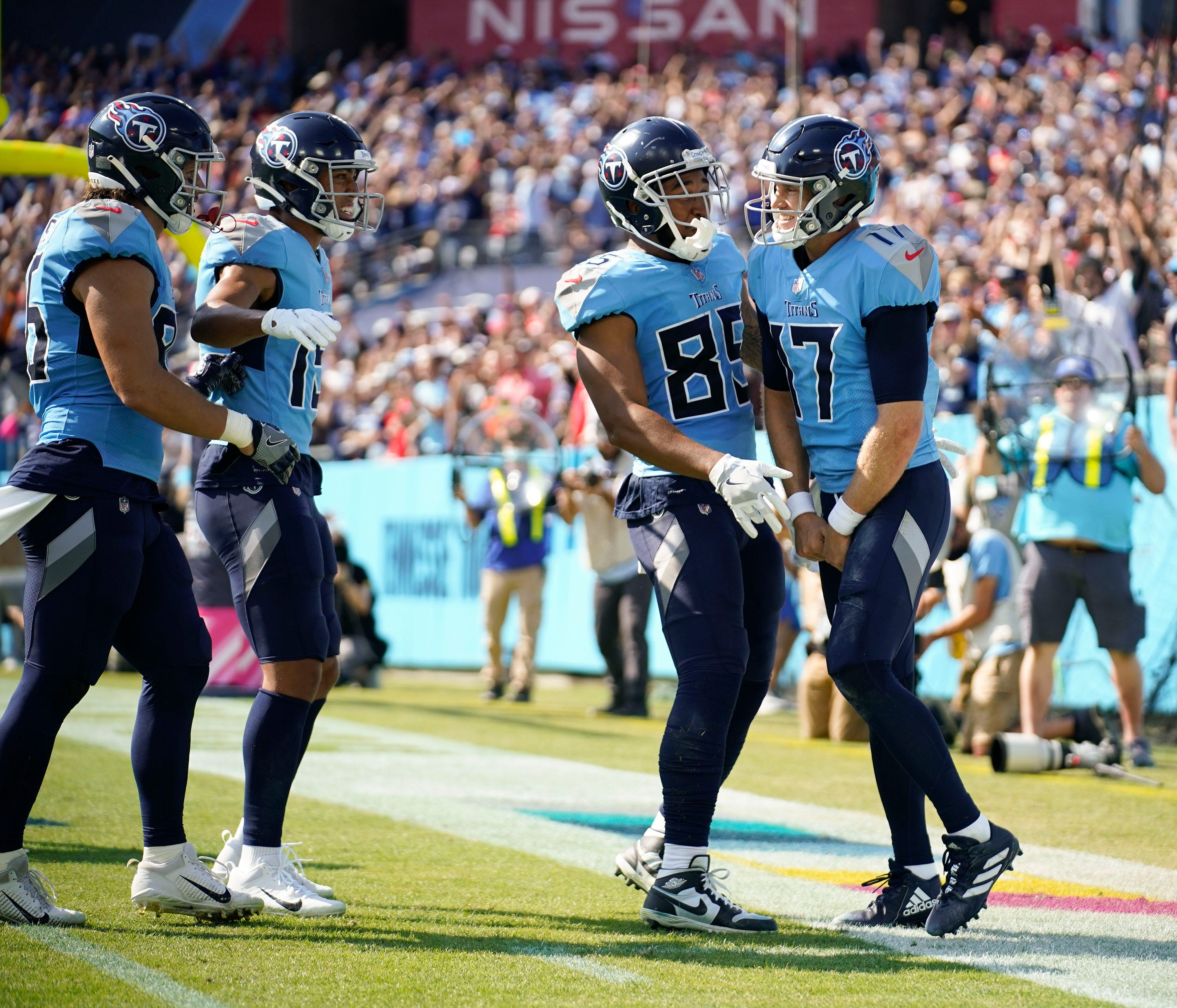 Tennessee Titans send message to rest of NFL with latest signature victory