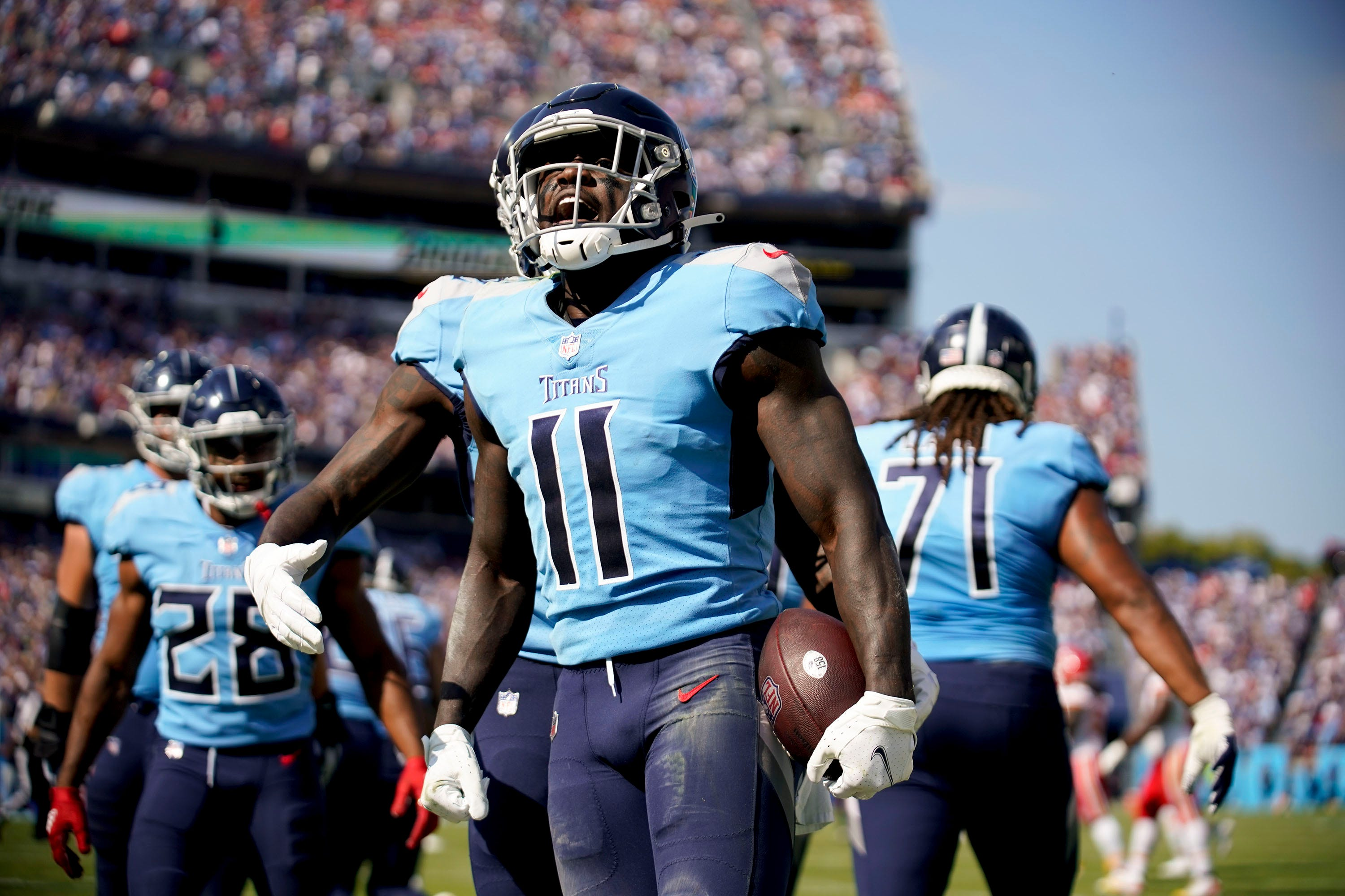 Tennessee Titans we've long expected have arrived, and they mean business | Estes