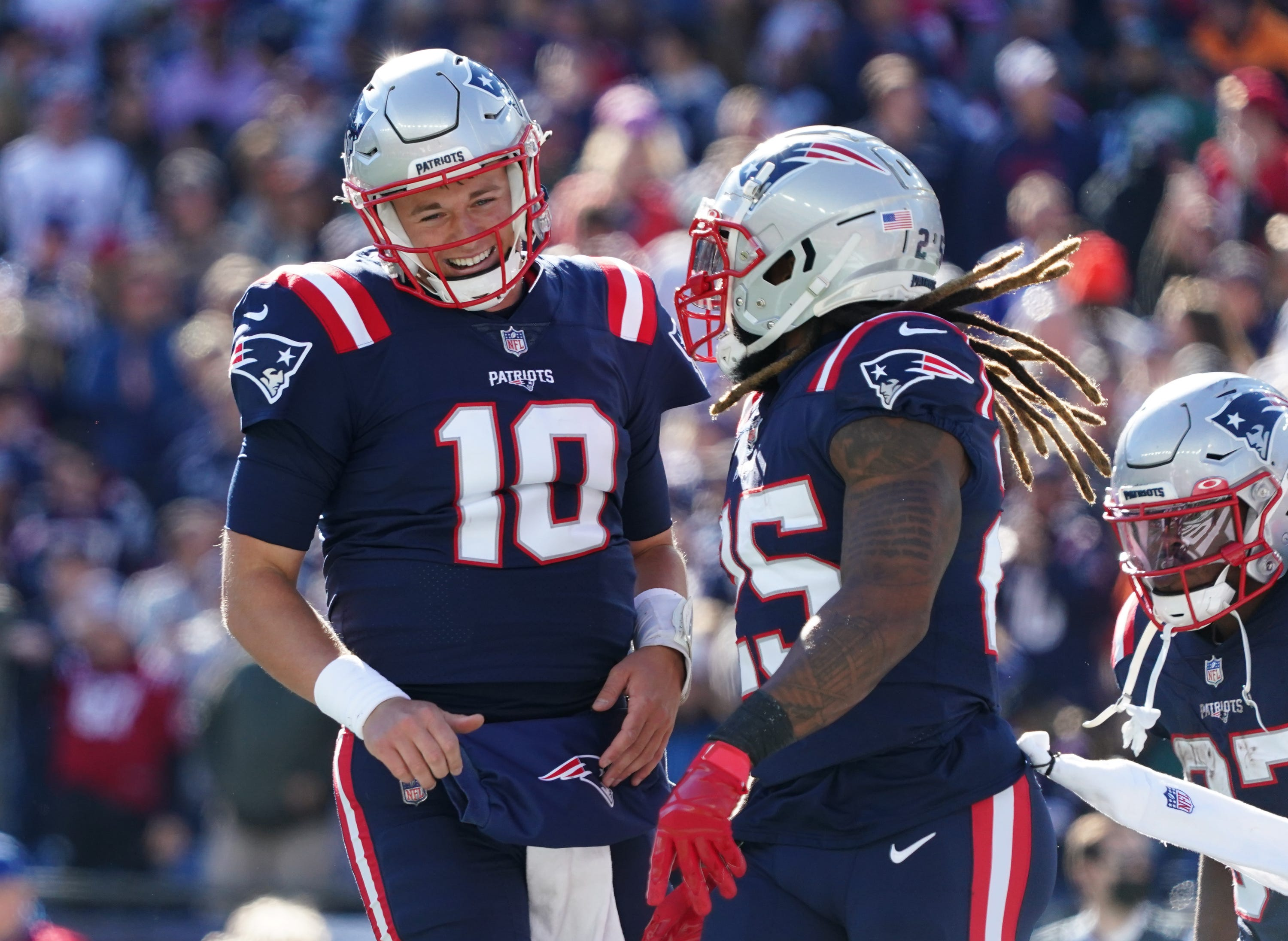 Rookie QB Mac Jones, Patriots rout Jets, as New England records most points since 2013