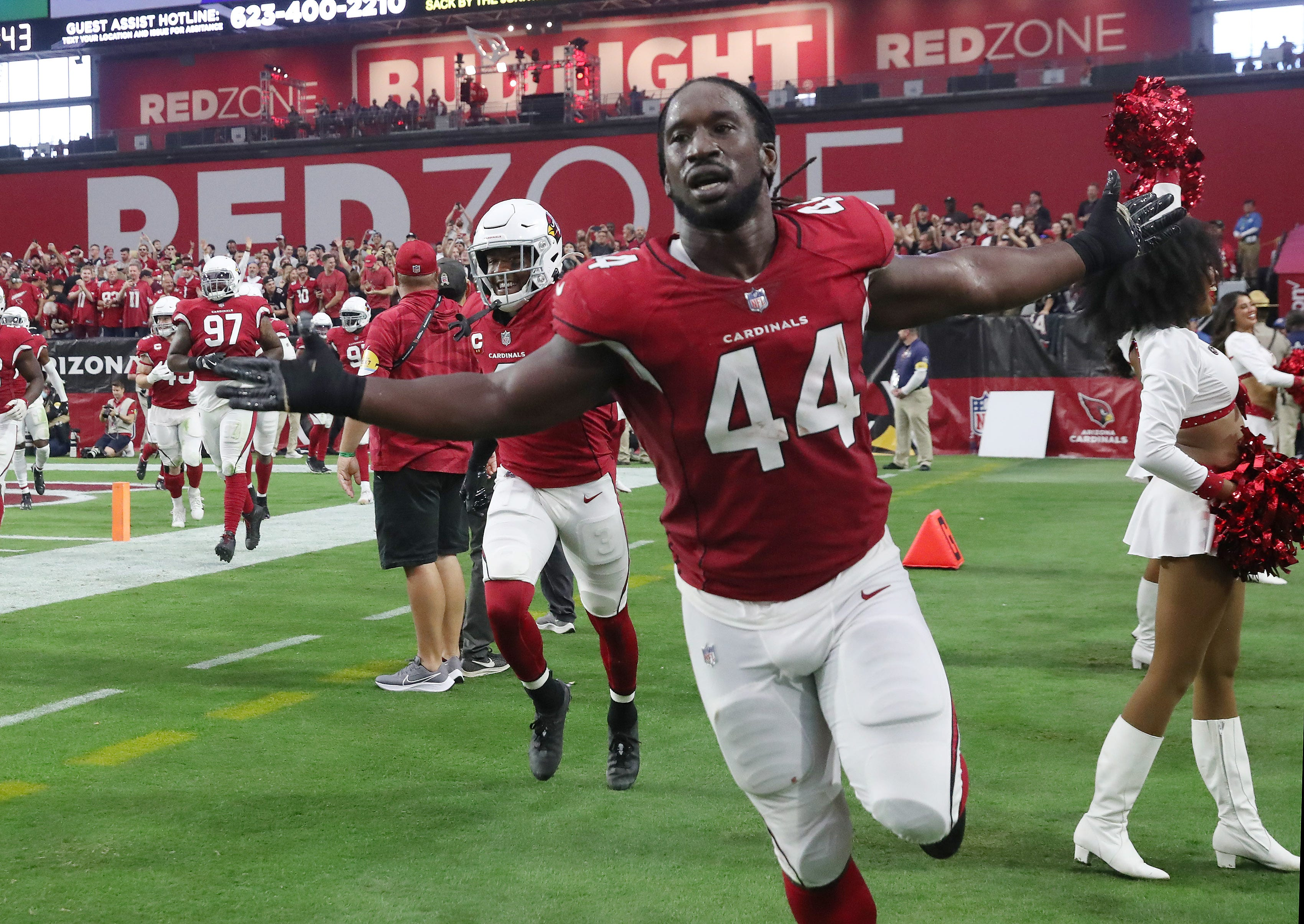 Cardinals-Texans rewind: Arizona rolls over Houston to stay unbeaten