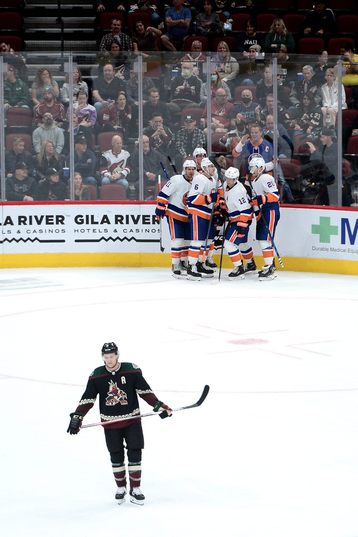Photos: Arizona Coyotes vs. NY Islanders