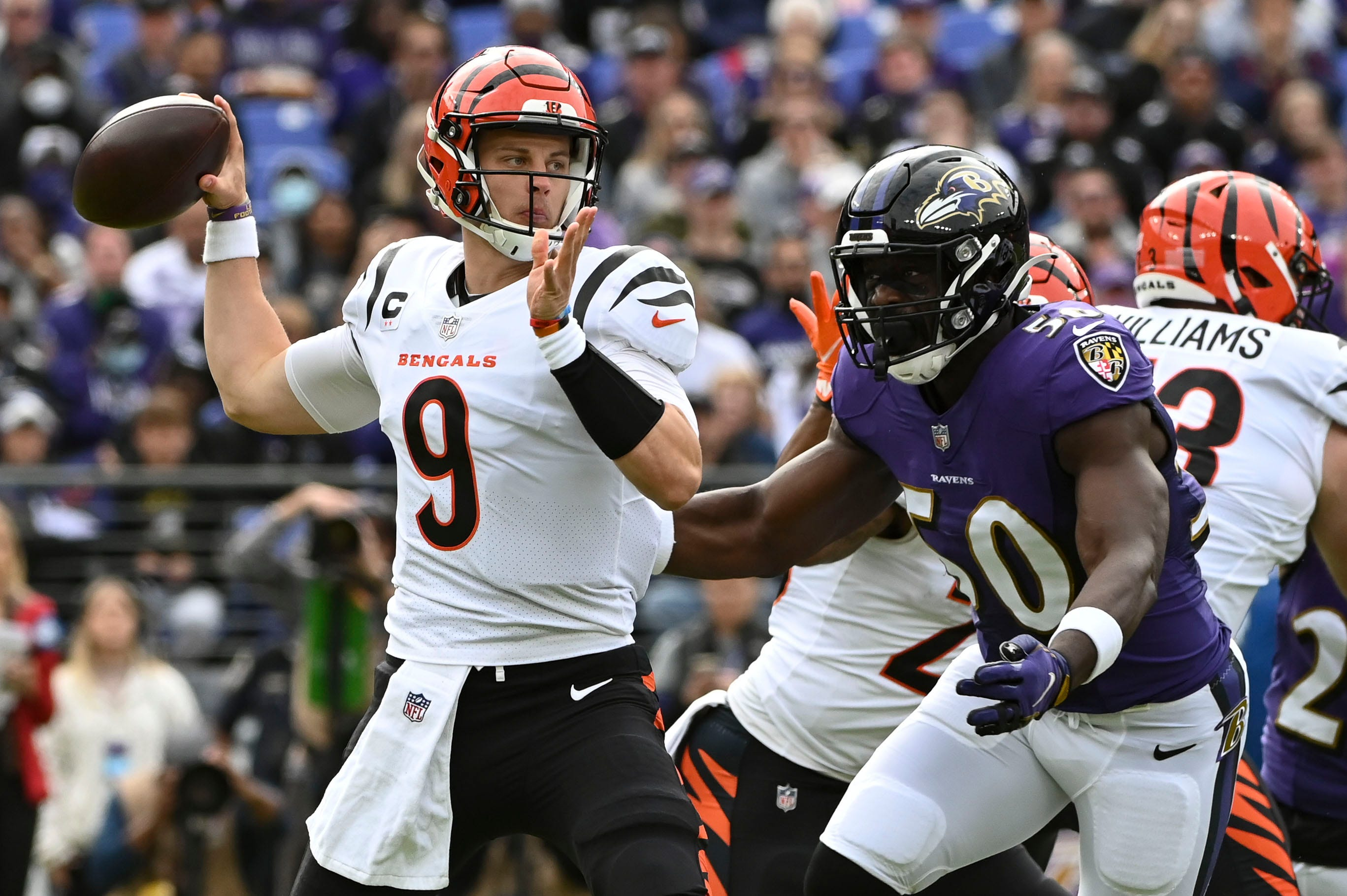 'We're always chasing the perfect game': Why Joe Burrow, Bengals aren't satisfied at 5-2