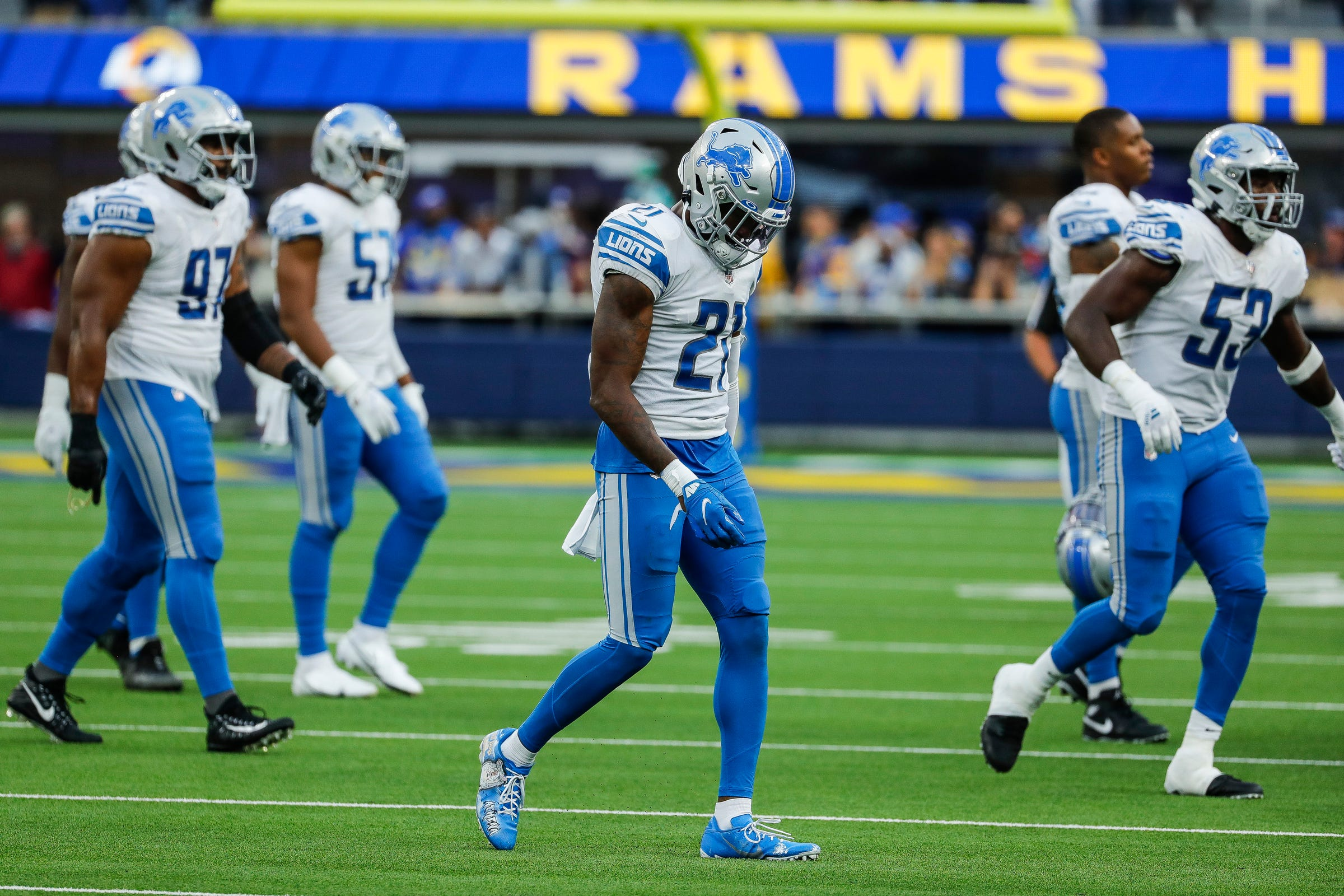 Moral victory for Detroit Lions on Sunday? Absolutely. Only losers would argue otherwise