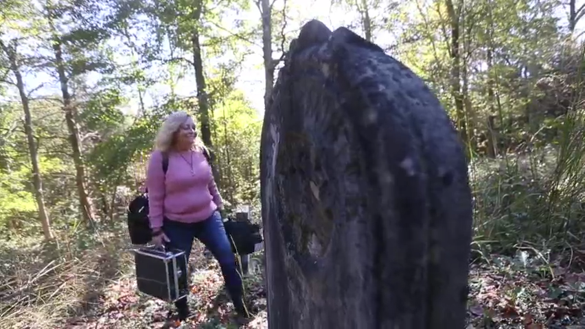 The Gates of Hell: This small family cemetery in Kentucky is one of the most haunted