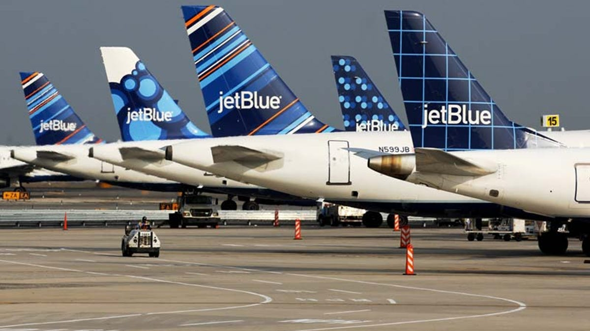 JetBlue Airlines launches three-day sale with fares starting at $31 one way
