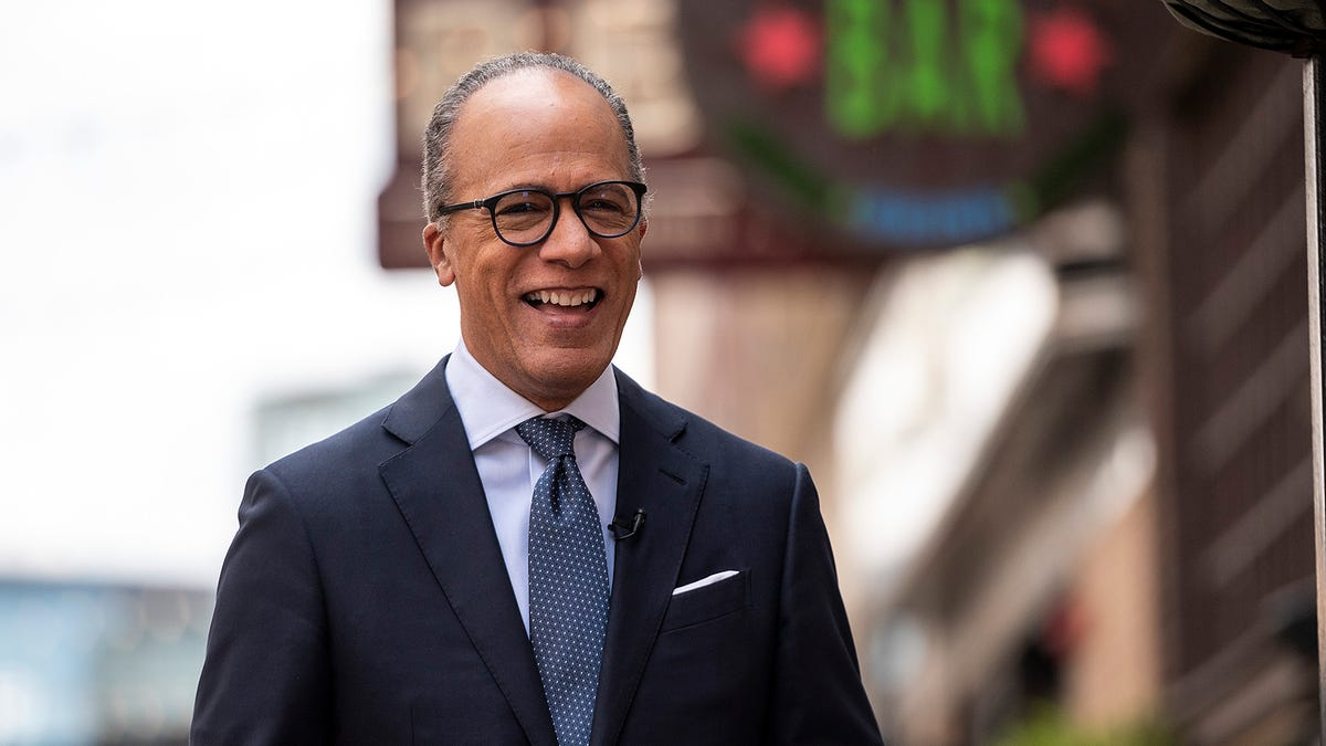 Lester Holt to anchor 'NBC Nightly News' from Austin next week, featuring local taco joint