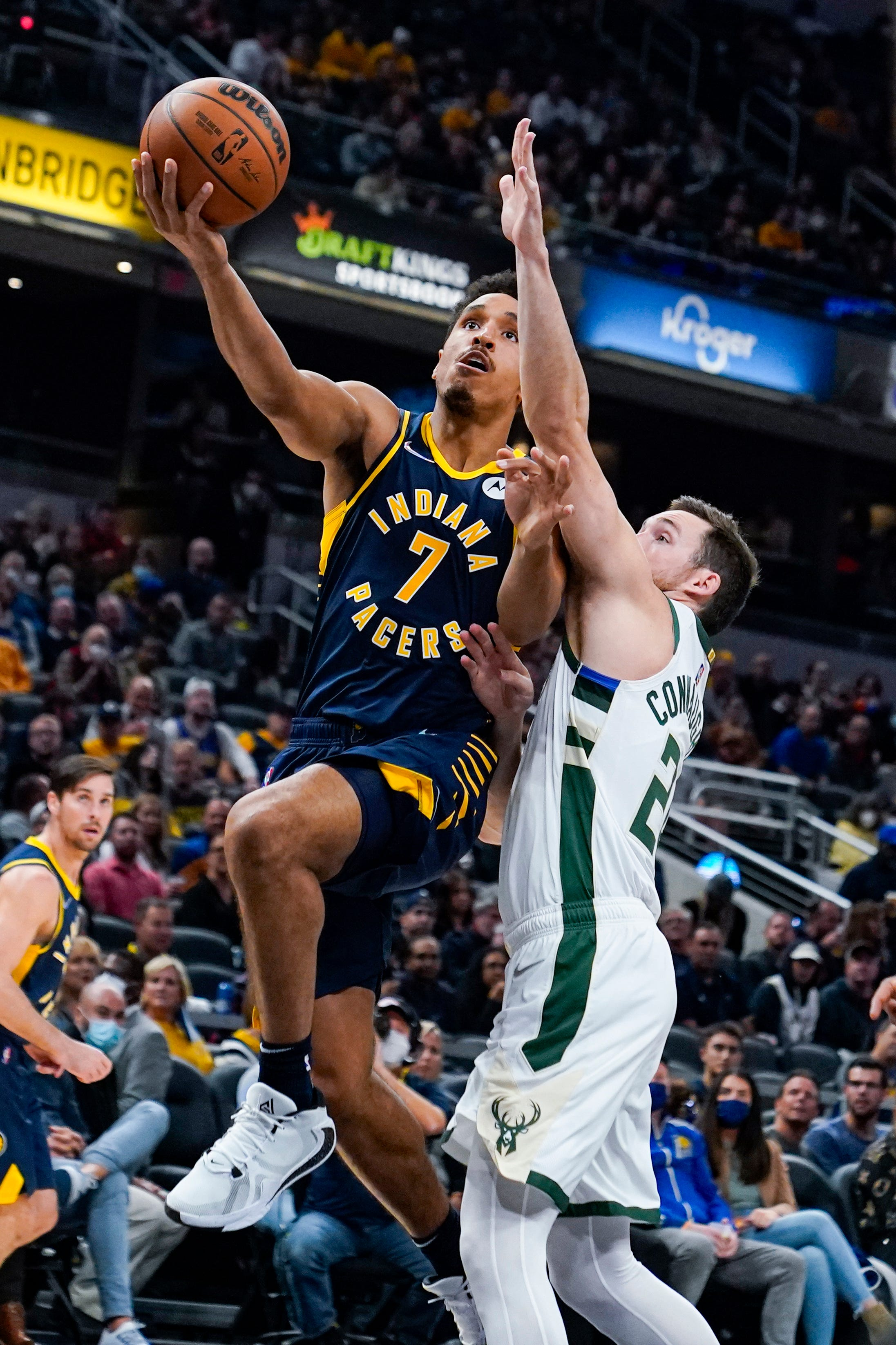 Malcolm Brogdon says Pacers lacked urgency