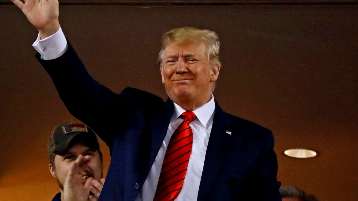 Donald Trump to attend Game 4 of World Series in Atlanta