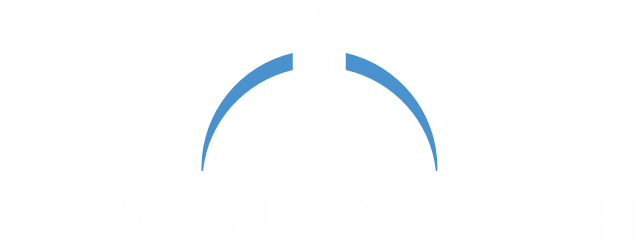 321 LAUNCH logo
